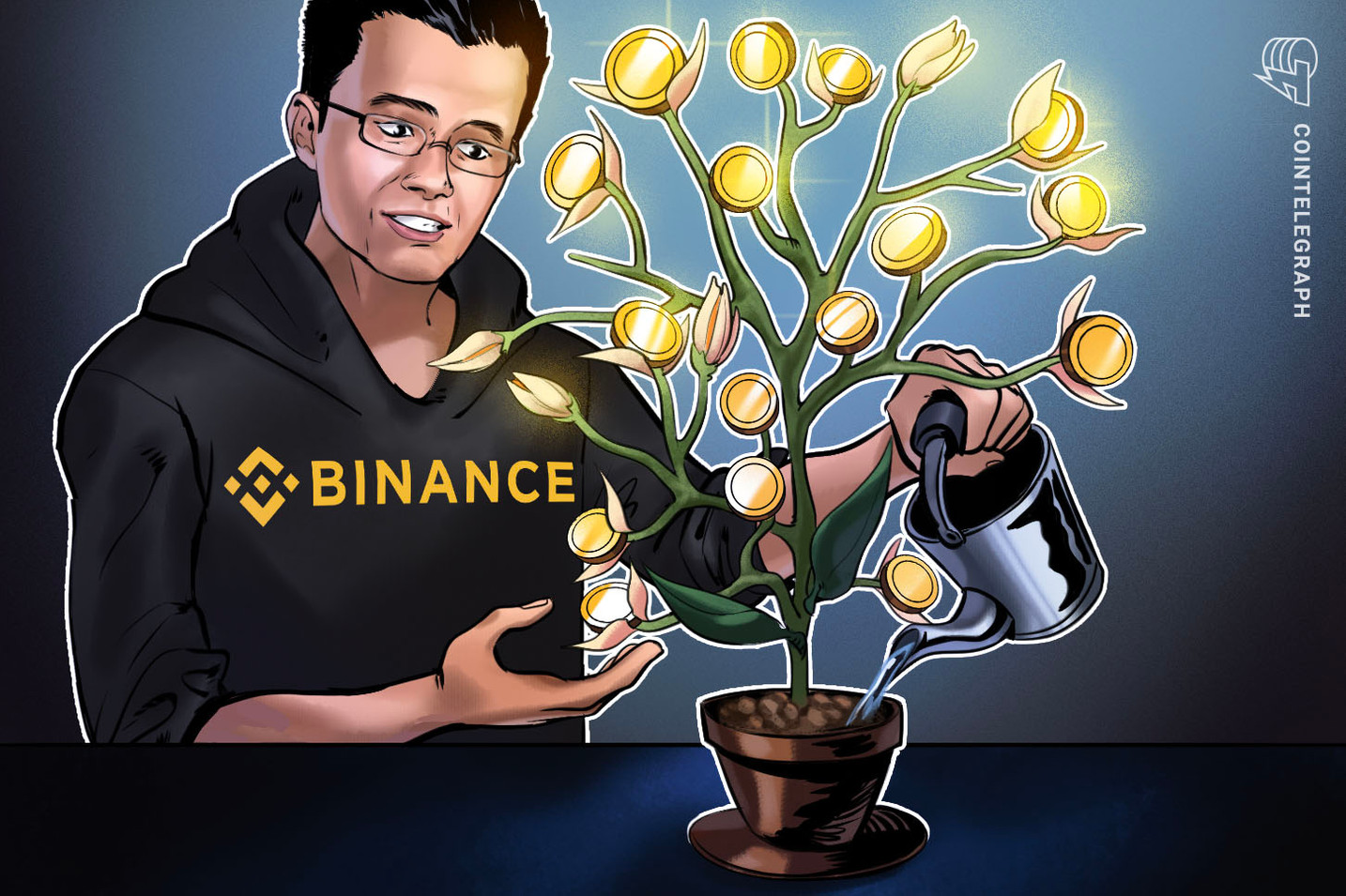 CZ Says Binance Invested One Quarter of Its Profits Last Year