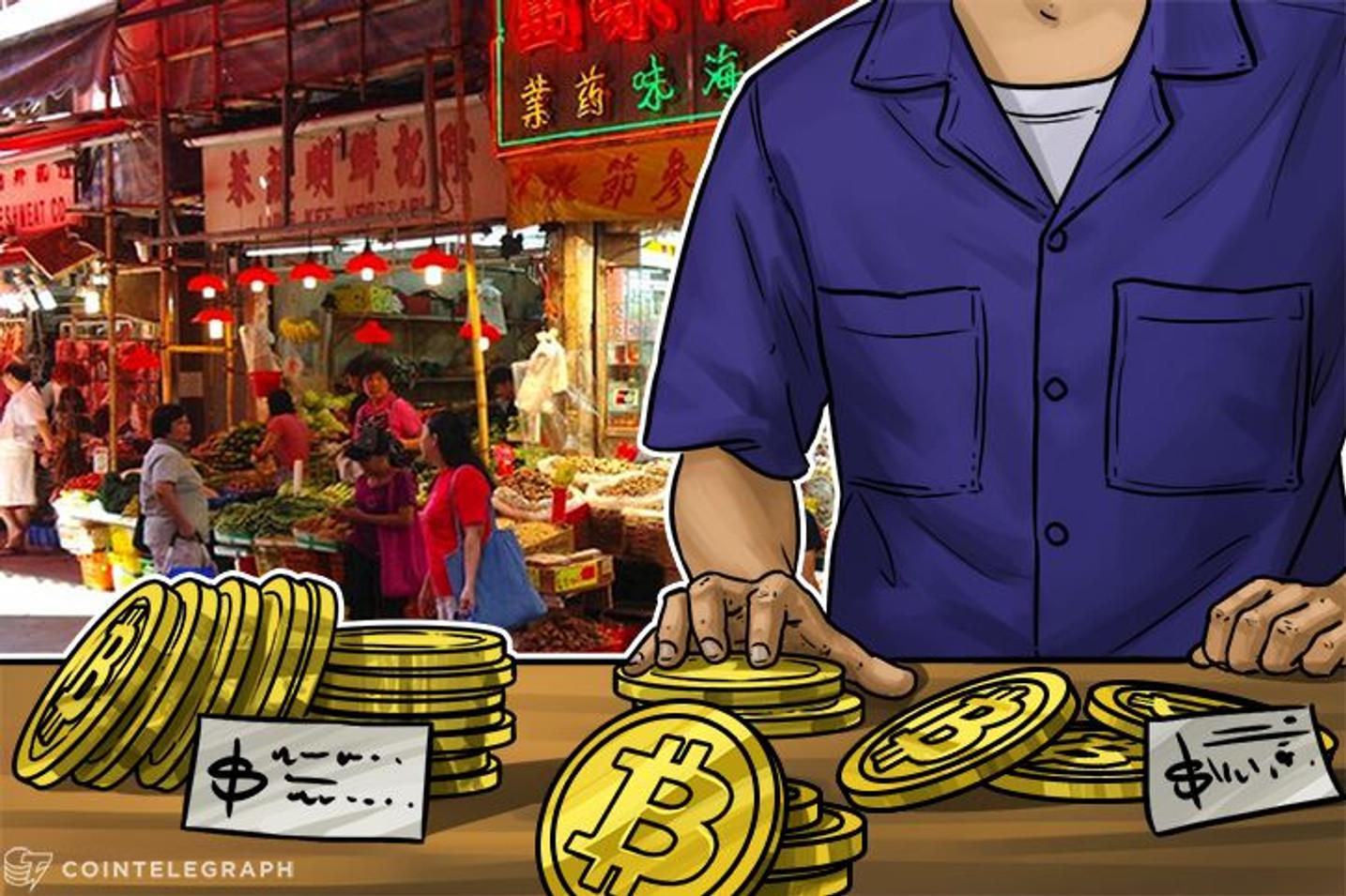 Los bancos evitan Bitcoin en Hong Kong, las empresas buscan ayuda extranjera