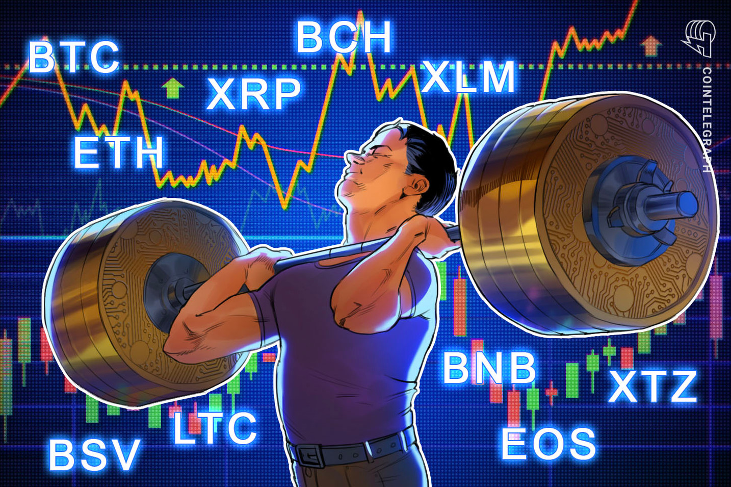 Price Analysis 5/1: BTC, ETH, XRP, BCH, BSV, LTC, BNB, EOS, XTZ, XLM