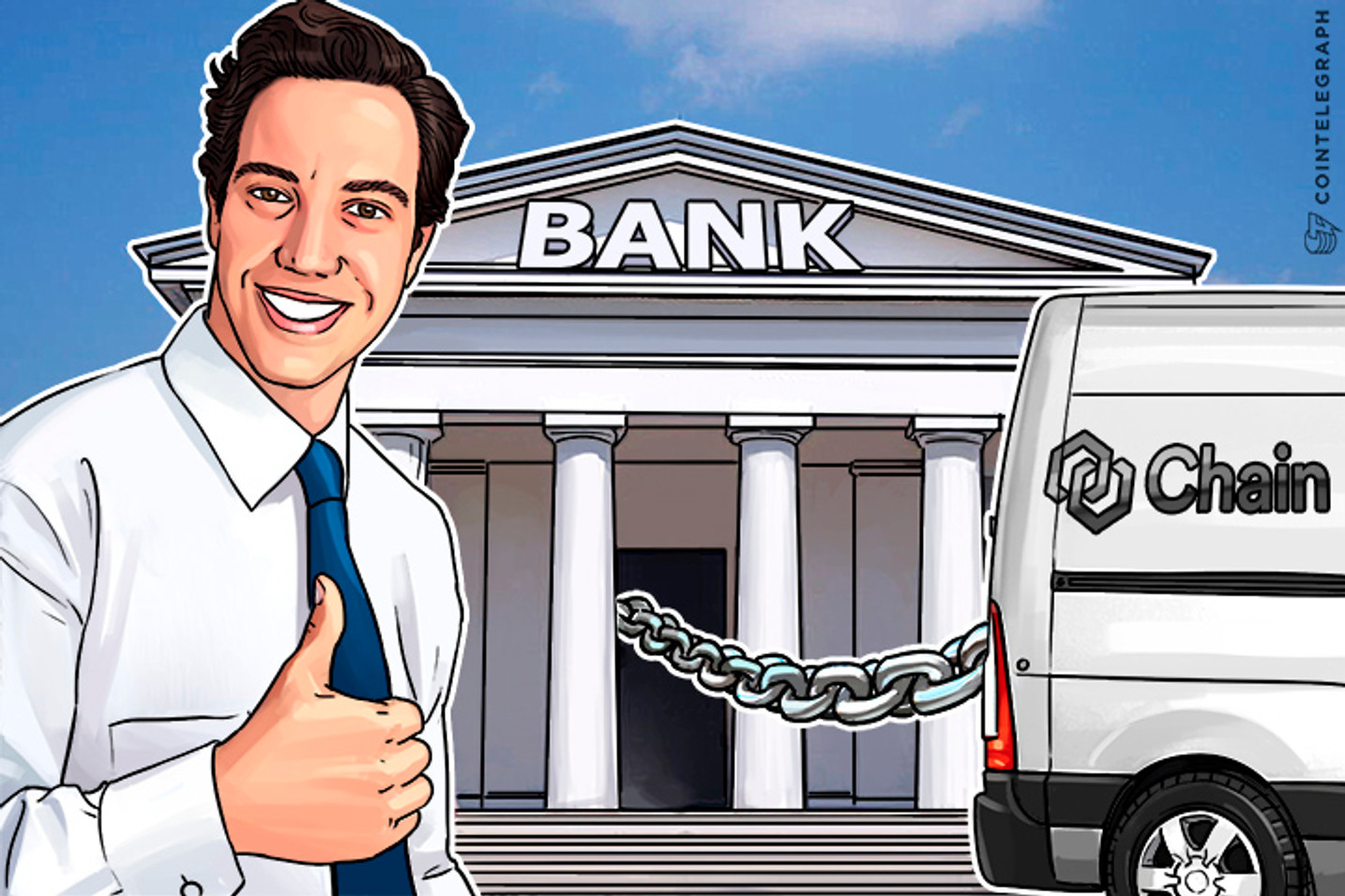 Chain Releases Open Source Blockchain Solution for Banks
