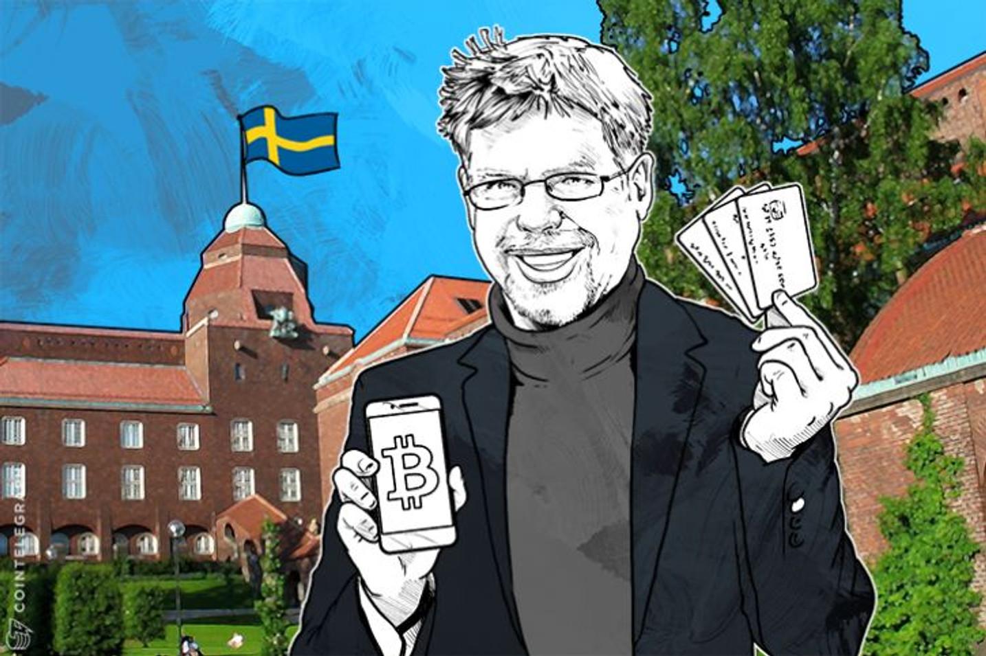 Švedska na putu da postane prva bezgotovinska država