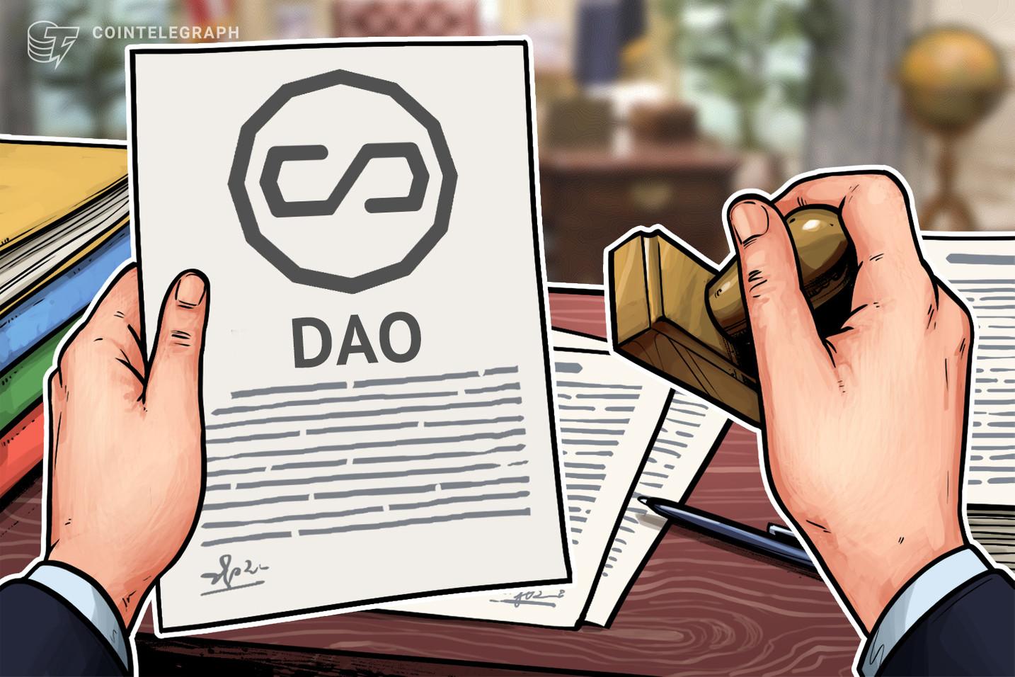 DOrg LLC pretende ser o primeiro DAO legalmente legalizado sob a lei dos EUA