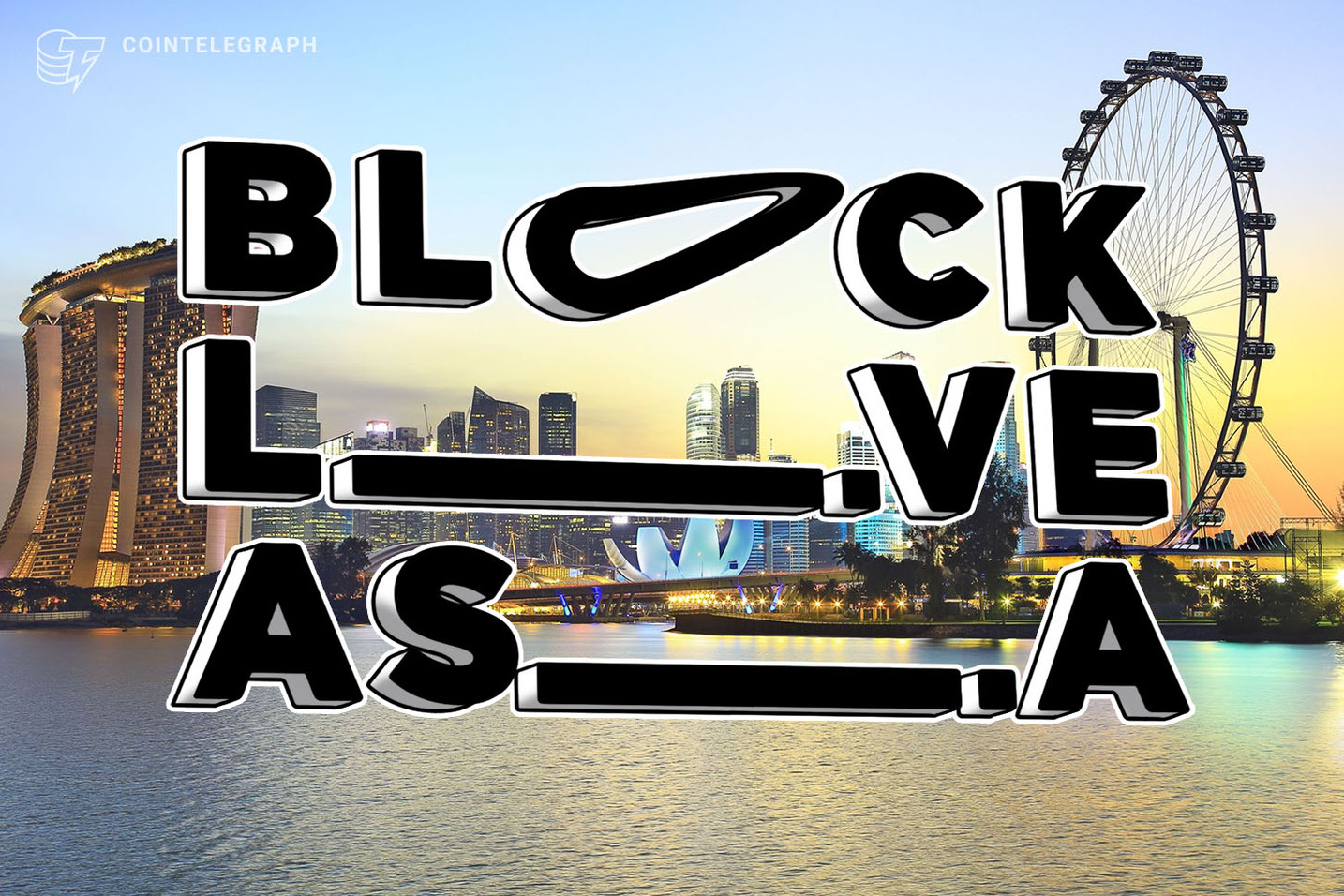 The World's First Blockchain Lifestyle Festival, Block Live Asia, Debuts in Singapore on April 18 and 19