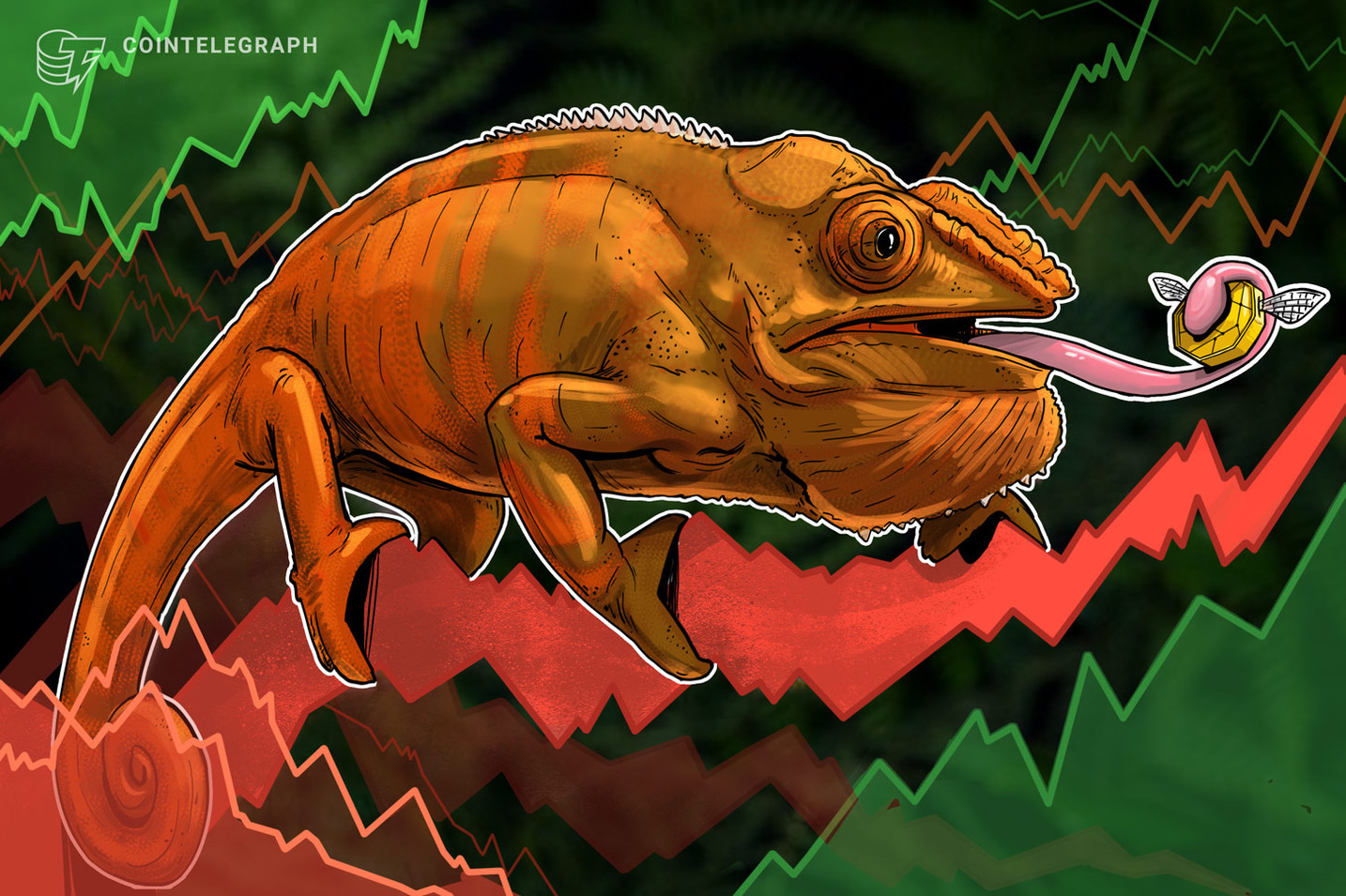 Märkte stagnieren nach Scheinausbruch: Bitcoin pendelt um 8.300 US-Dollar