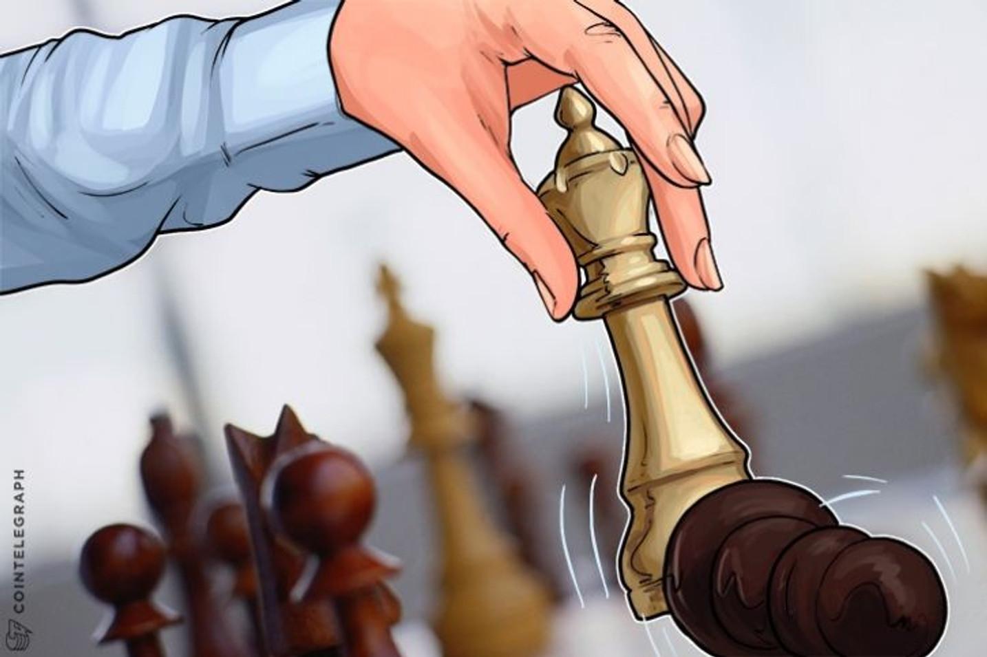ブロックチェーン・ゲームの帝王学―反応速度こそが基本的な競争上の優位性を獲得する鍵