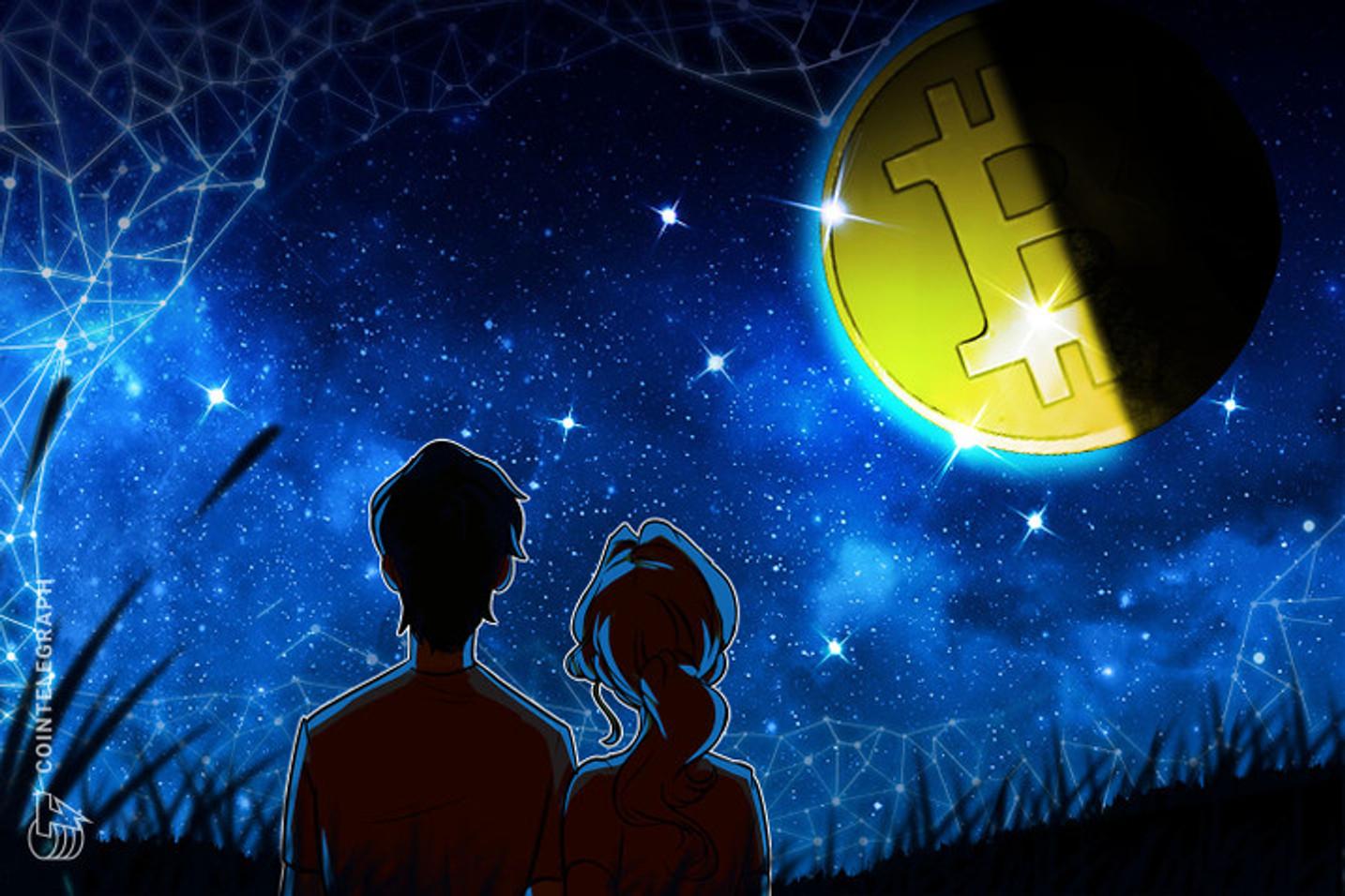 Como o Bitcoin tem se comportado desde o halving?