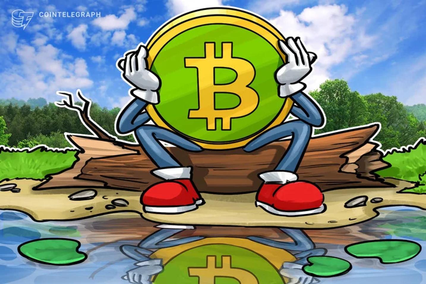 Novo estudo mostra que Bitcoin perde força em meio à instabilidade política