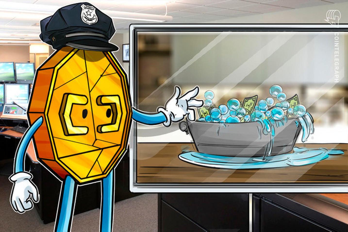"""'Trabalhamos com Bitcoin mas não sabemos da onde veio esse dinheiro"""" diz casal preso com R$ 7 milhões em notas numa mala"""