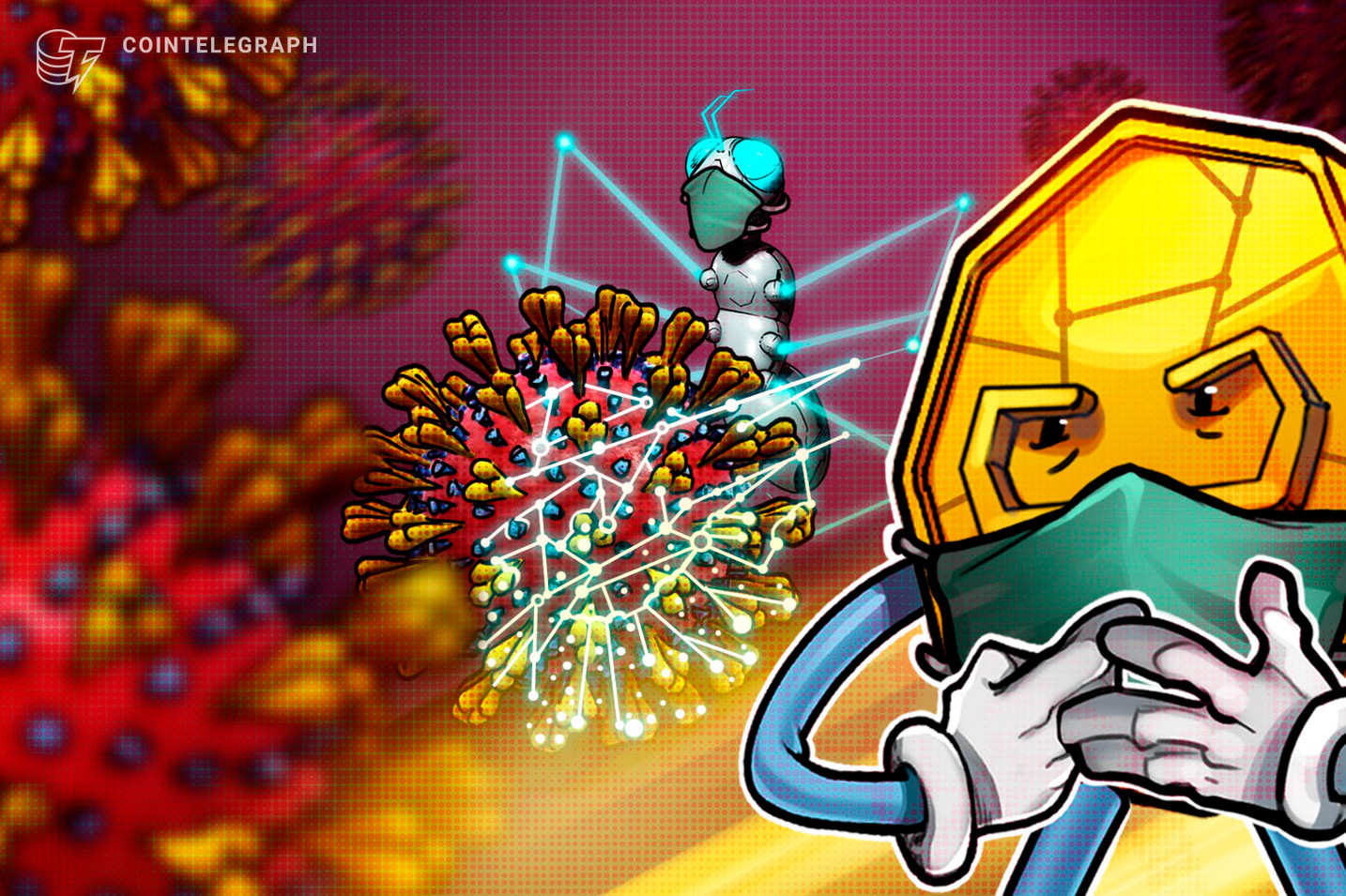 Krypto-Rallyes und Coronaviren: Nicht alles hängt zusammen