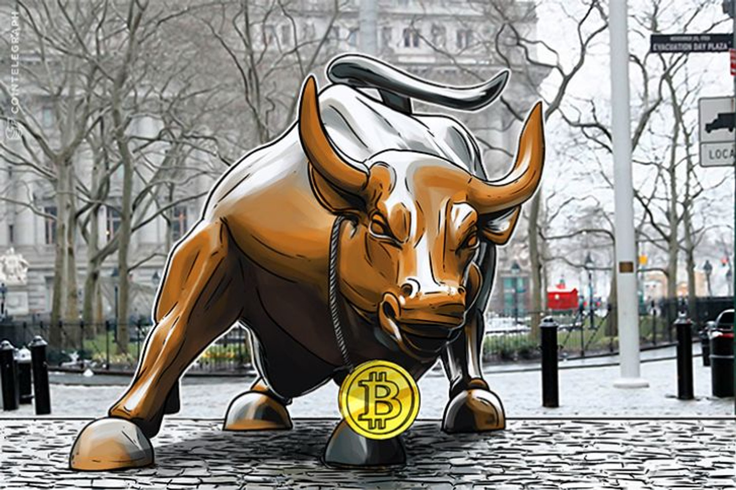 Wall Street Expert Says BTC Growth Is Bringing Investors To Stock Market