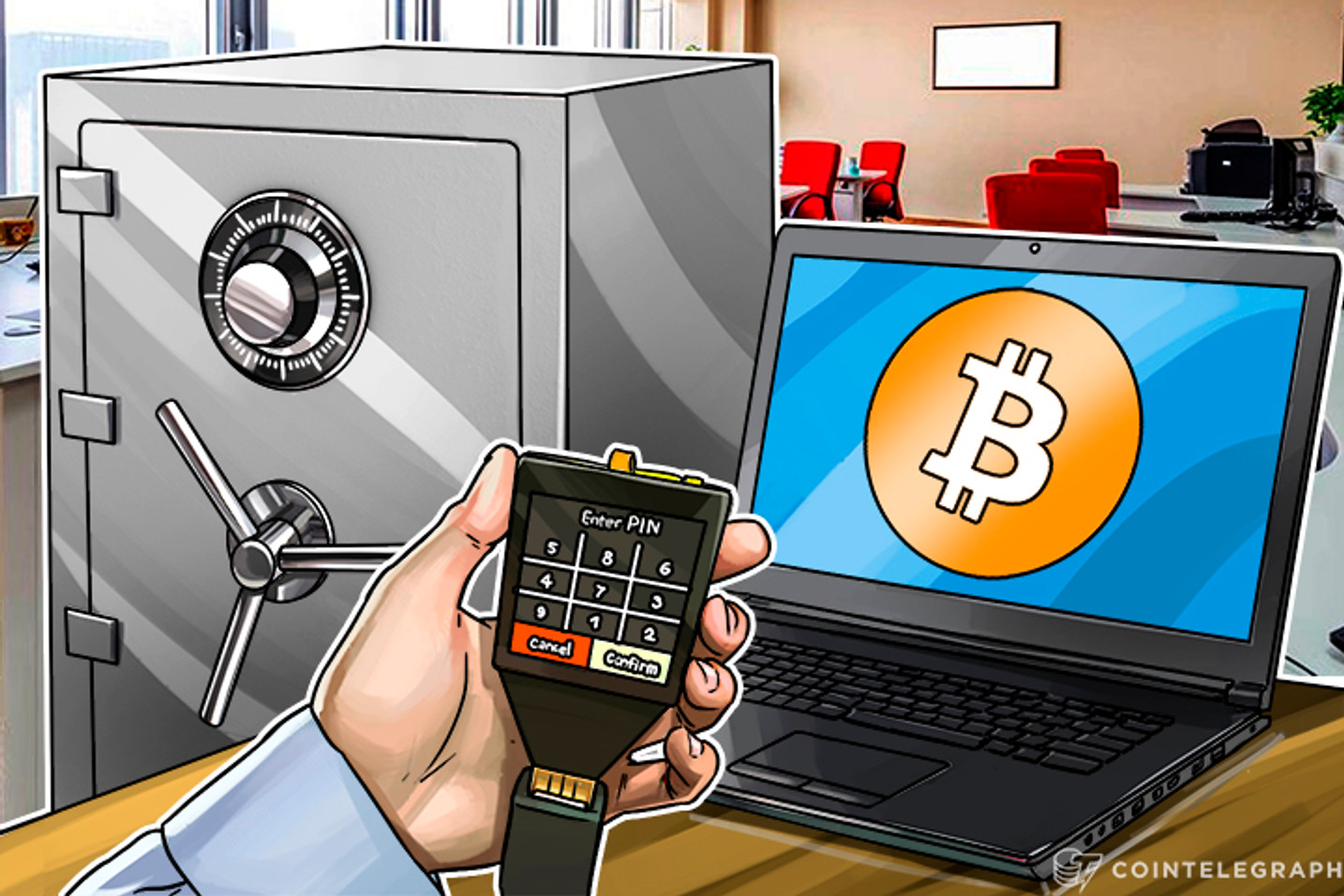 Trezor's New Hardware Wallet Looks For a Colorful Take on Bitcoin Security