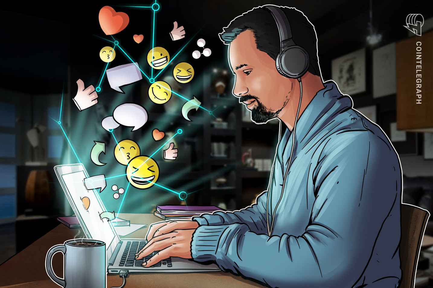 Community Is Puzzled as Crypto.com's Token Receives Branded Twitter Hashtag