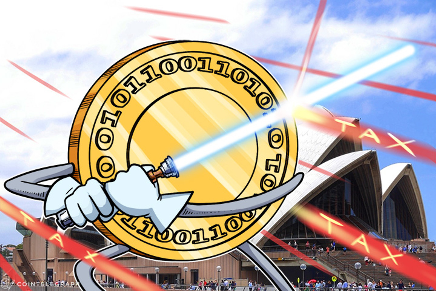 Australia Ends Double Taxation of Bitcoin, Cryptocurrencies