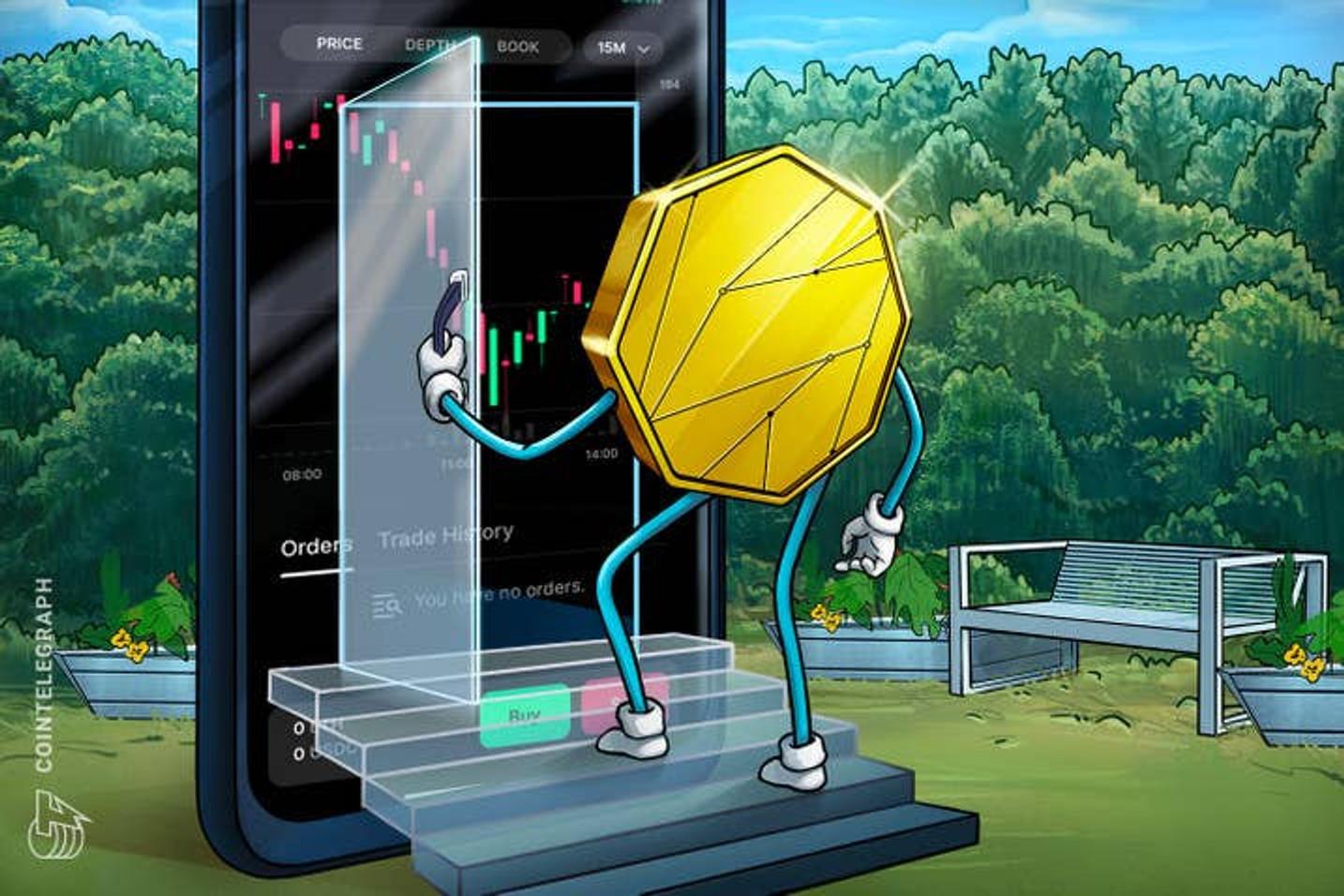 Bitfinex lista un token que impulsa trabajo descentralizado