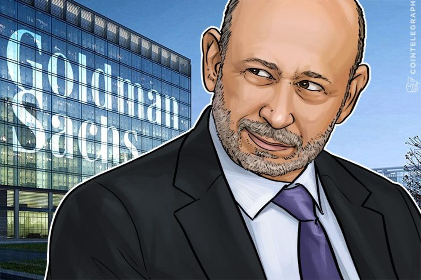 La directora de Inversiones de Goldman Sachs: El estallido de la burbuja de cripto afectará al 1% del PIB mundial