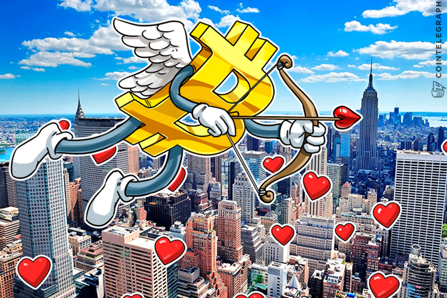 Bitcoin Your Valentine, (Crypto) Love Is All You Need