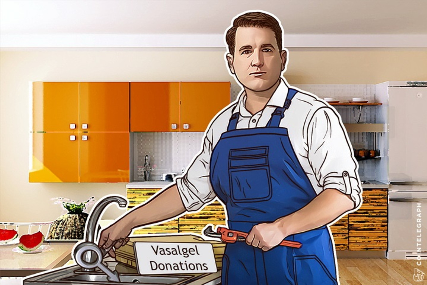 Male Contraceptive Project Loses $13,000 Bitcoin Donation Because of Payment Limit
