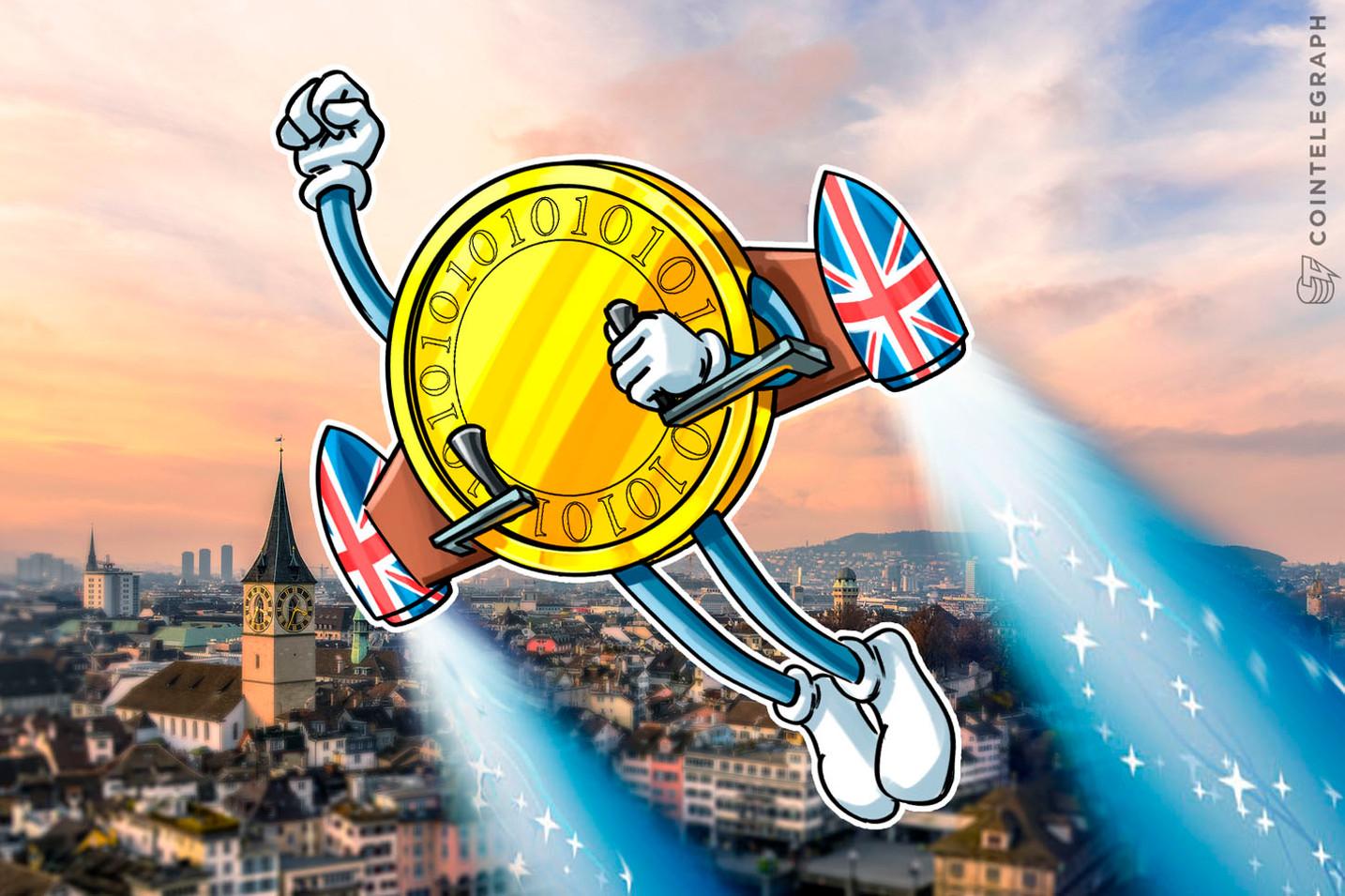 Britischer Krypto-Broker BCB Group kommt in die Schweiz