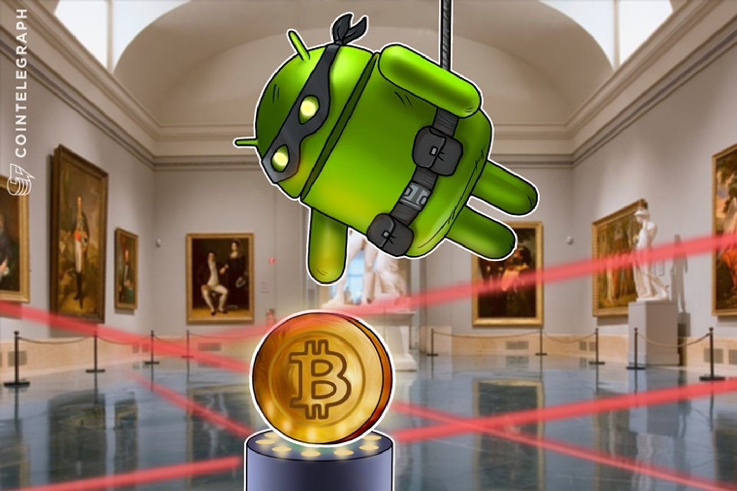 Watch Out! Certain Android Mobile Devices Can Steal Your Bitcoin
