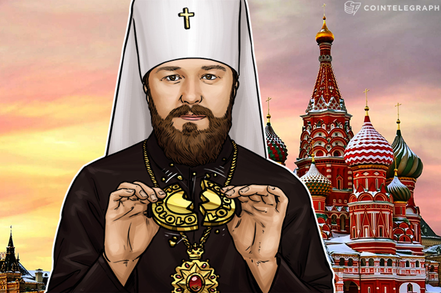 Russian Bishop Condemns Cryptocurrencies