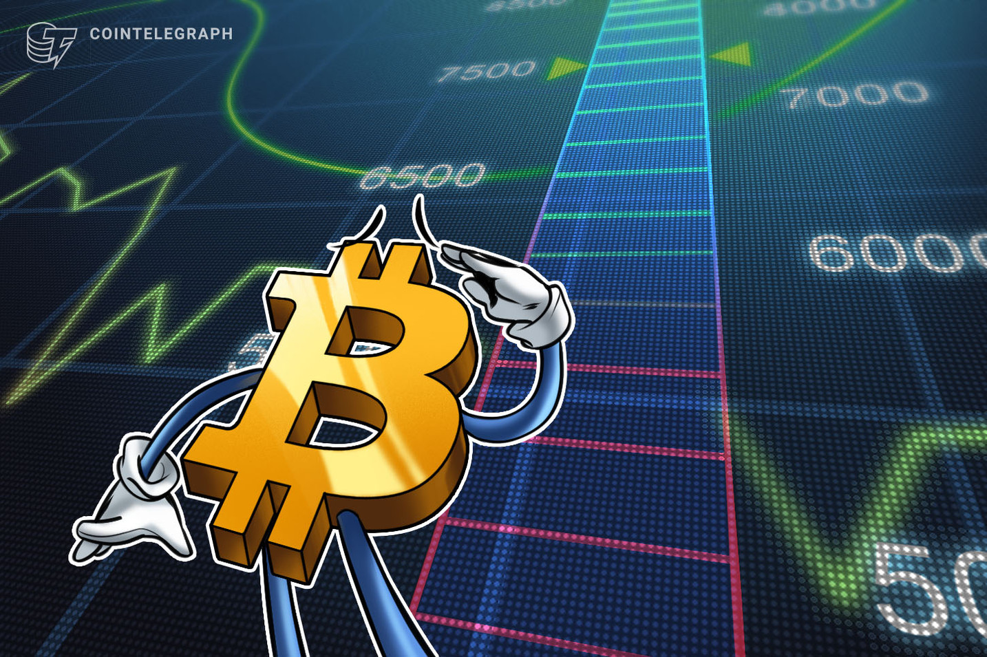 Bitcoin klettert auf fast 4,998 Euro: Erstes goldenes Kreuz seit Oktober 2015