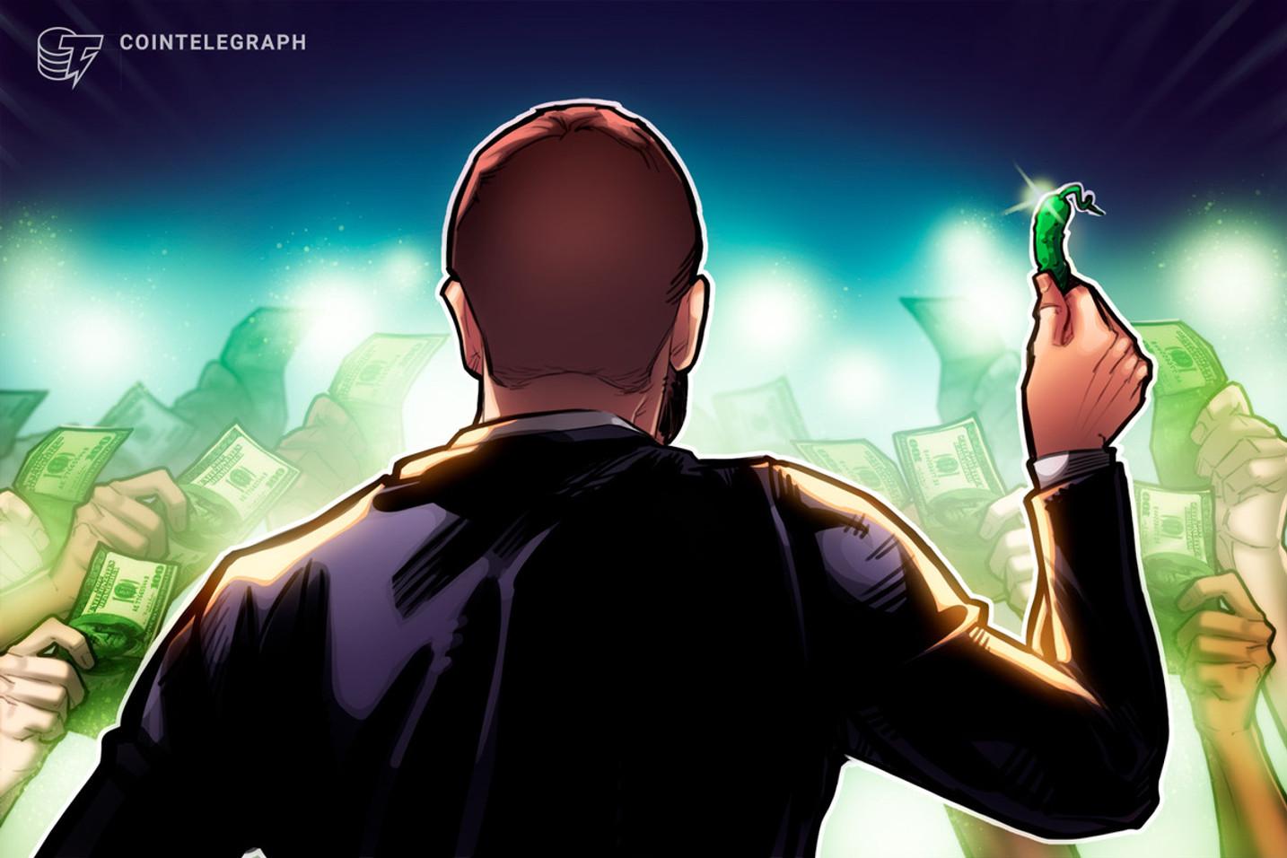 El valor total bloqueado de Pickle.Finance supera los USD 347 millones en 4 días