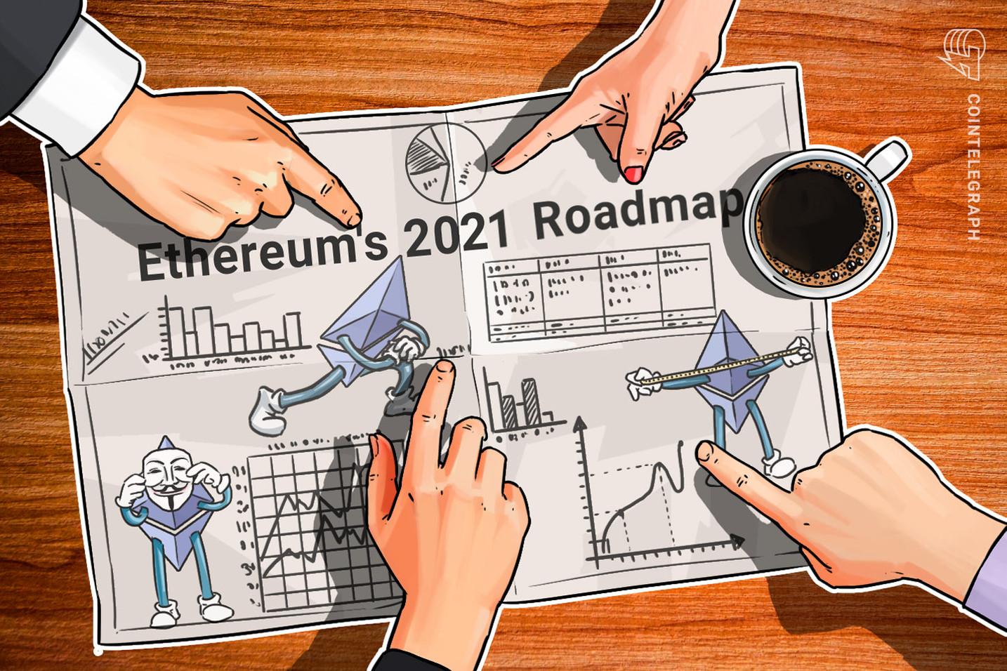 Entro il 2021, Ethereum ridurrà di dieci volte le ricompense per il mining