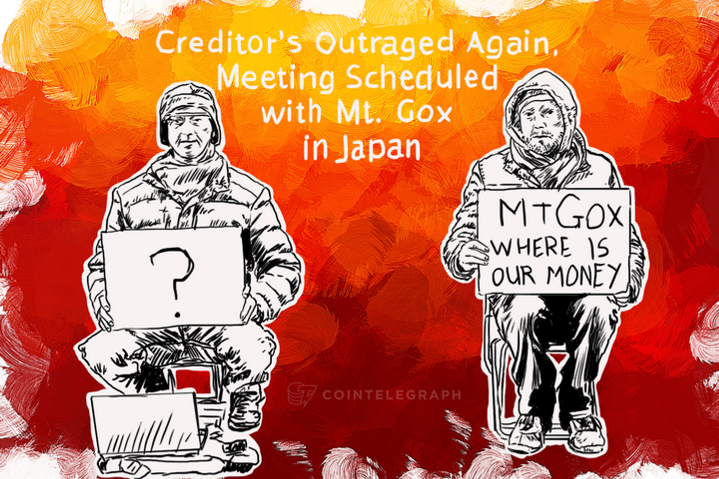 Creditor's Outraged Again, Meeting Scheduled with Mt. Gox in Japan