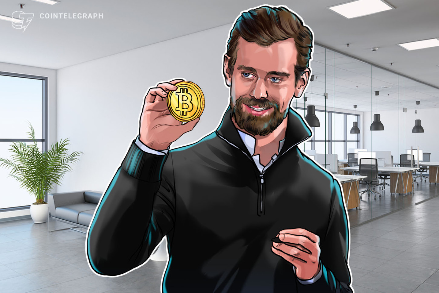 Twitter CEO Jack Dorsey Alludes to Spending $10,000 a Week on Bitcoin