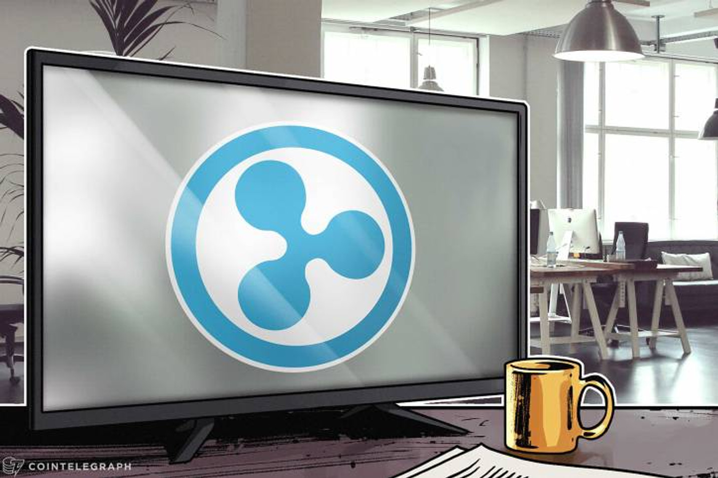 Ripple Invests $25 Mln In XRP In Blockchain Venture Fund