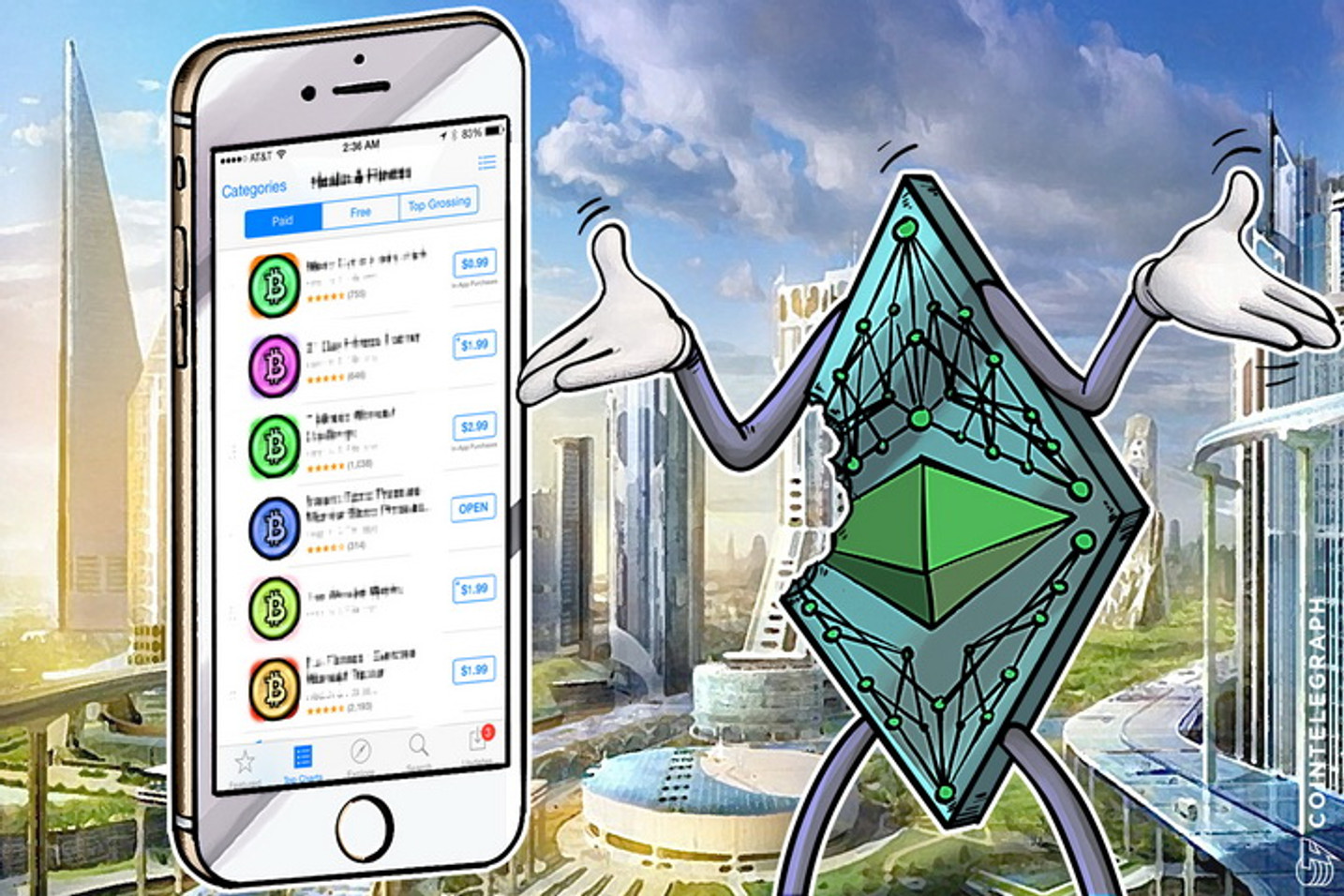 """Jaxx Says Ethereum Classic's Rejection By iOS App Store Is """"Apple's Loss"""""""