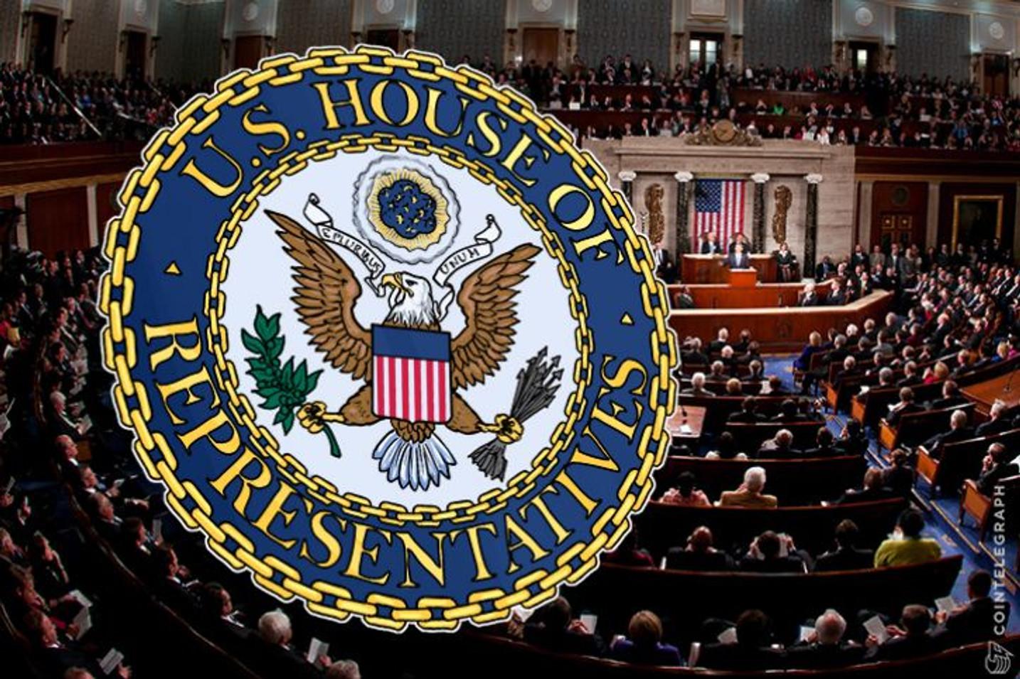 米国下院議員がブロックチェーン促進に関する決議を支援