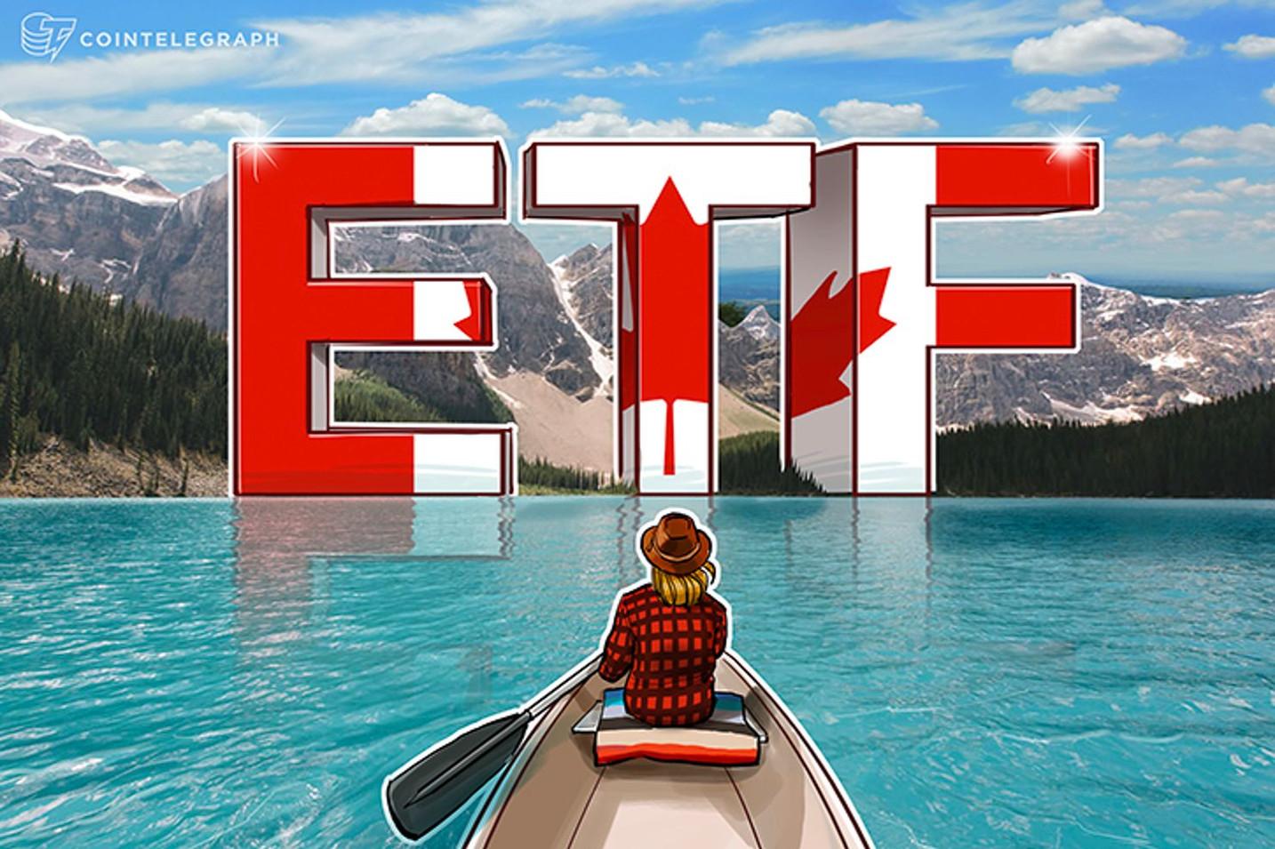 カナダで新たなブロックチェーンETFが上場へ、ウォルマートやマークスなどへ投資