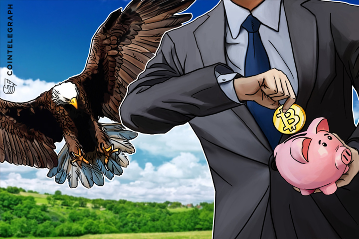 Time to Opt for Bitcoin Savings as Federal Reserve Keeps Injecting Cash into Banks