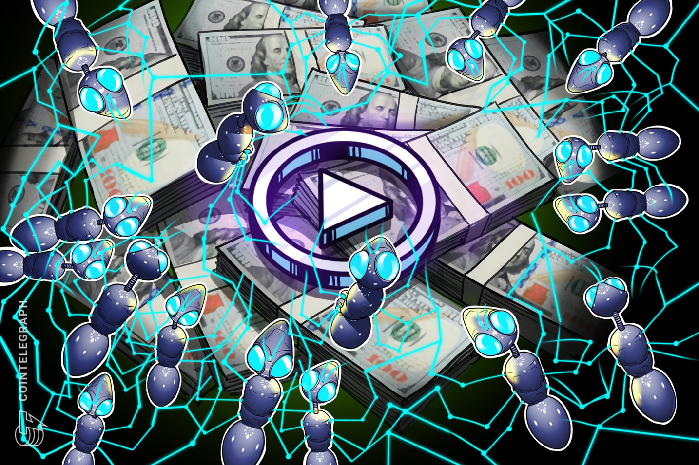 Ethereum-basierter Video-Streamingdienst sammelt 8 Mio. US-Dollar Investitionskapital ein
