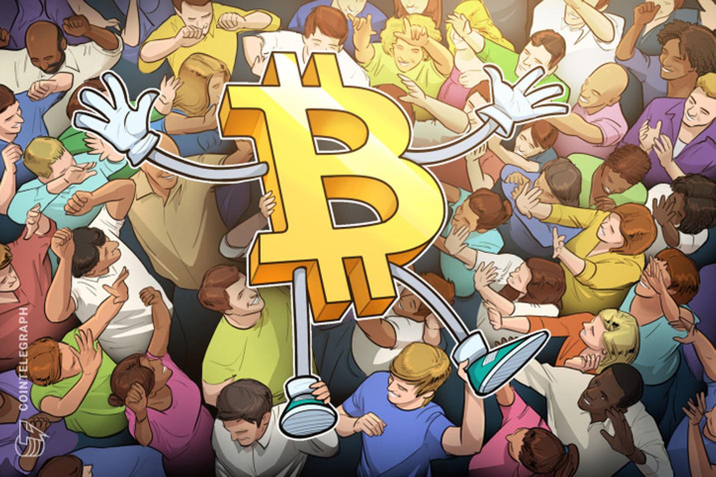 Gestora brasileira QR Capital escolhe a voz icônica de Cid Moreira para explicar o Bitcoin
