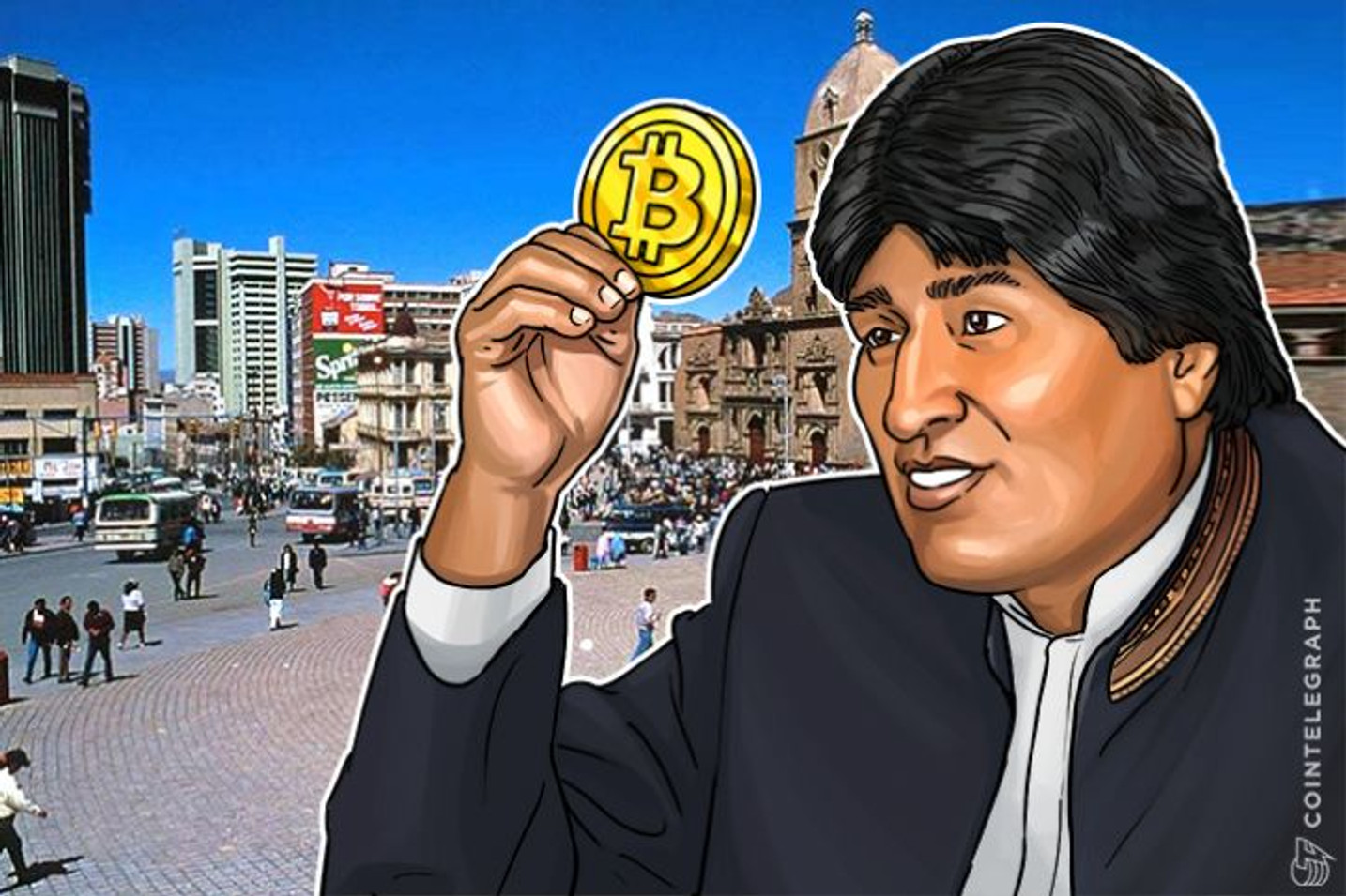 Bolivia Calls Cryptocurrency 'Pyramid Scheme,' Arrests Advocates