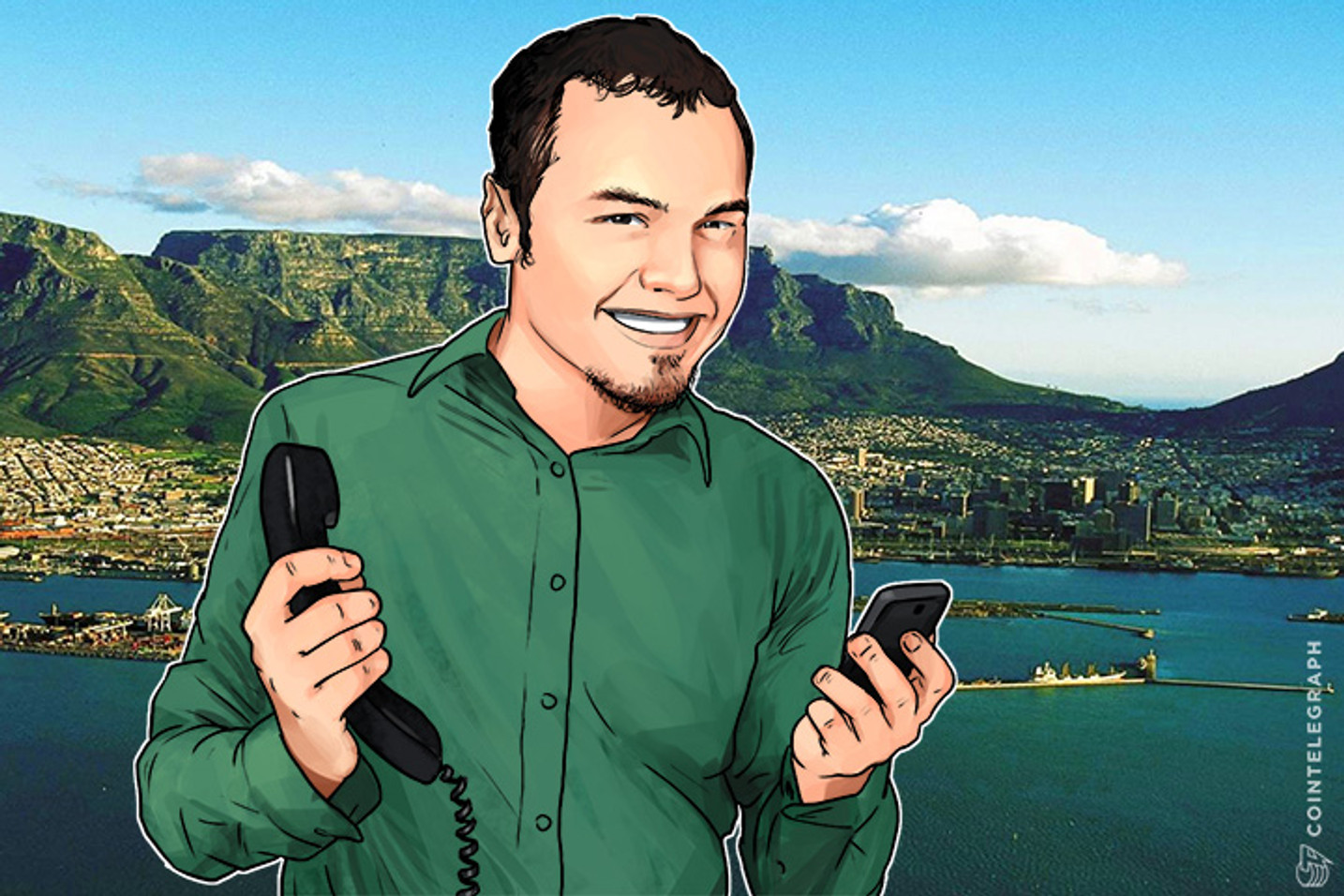 Bitcoin in Africa Could Leapfrog Just Like Cellular Phones Replaced Landline