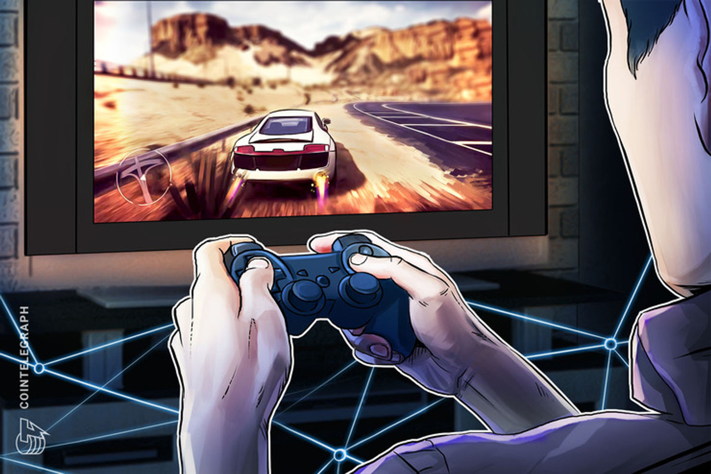Las principales 5 compañías de juegos basados en tecnología blockchain