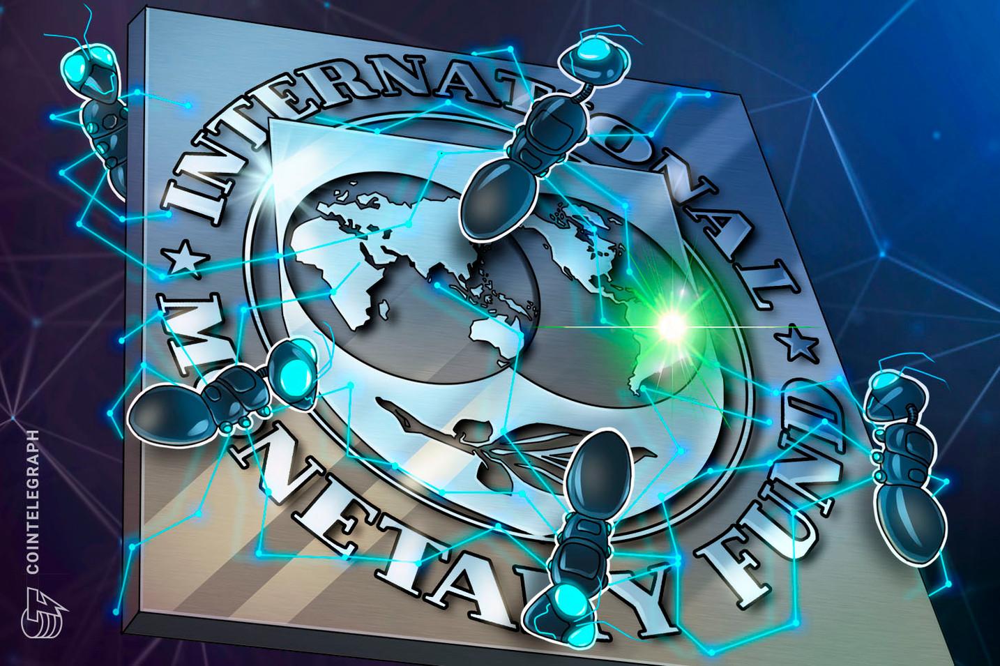 Banco Central de Brasil adopta las directrices del FMI para el cripto