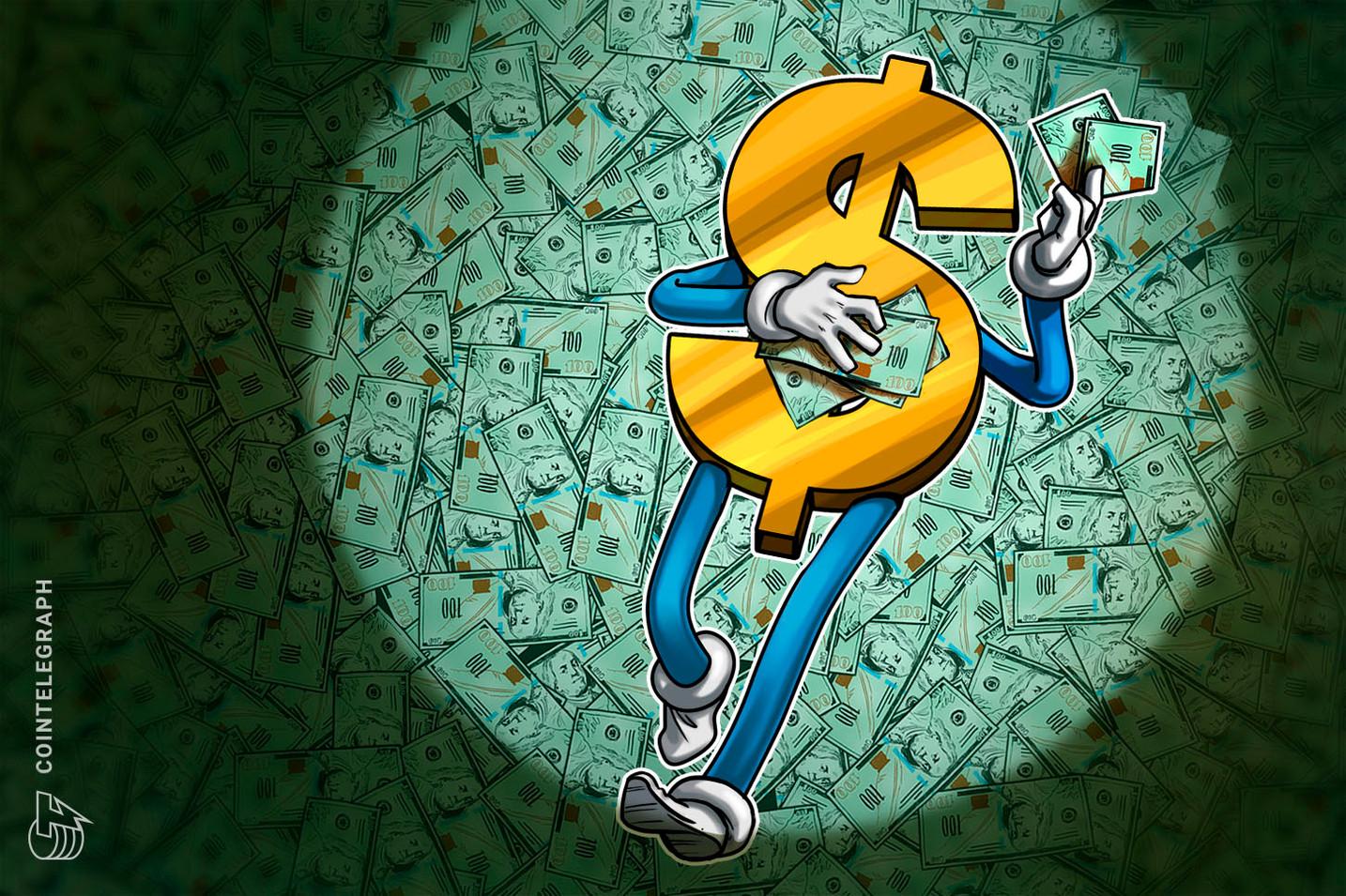 仮想通貨カルダノ創設者、米ドルを詐欺コインと比較 「FRBに現金は無限にある」発言を受け