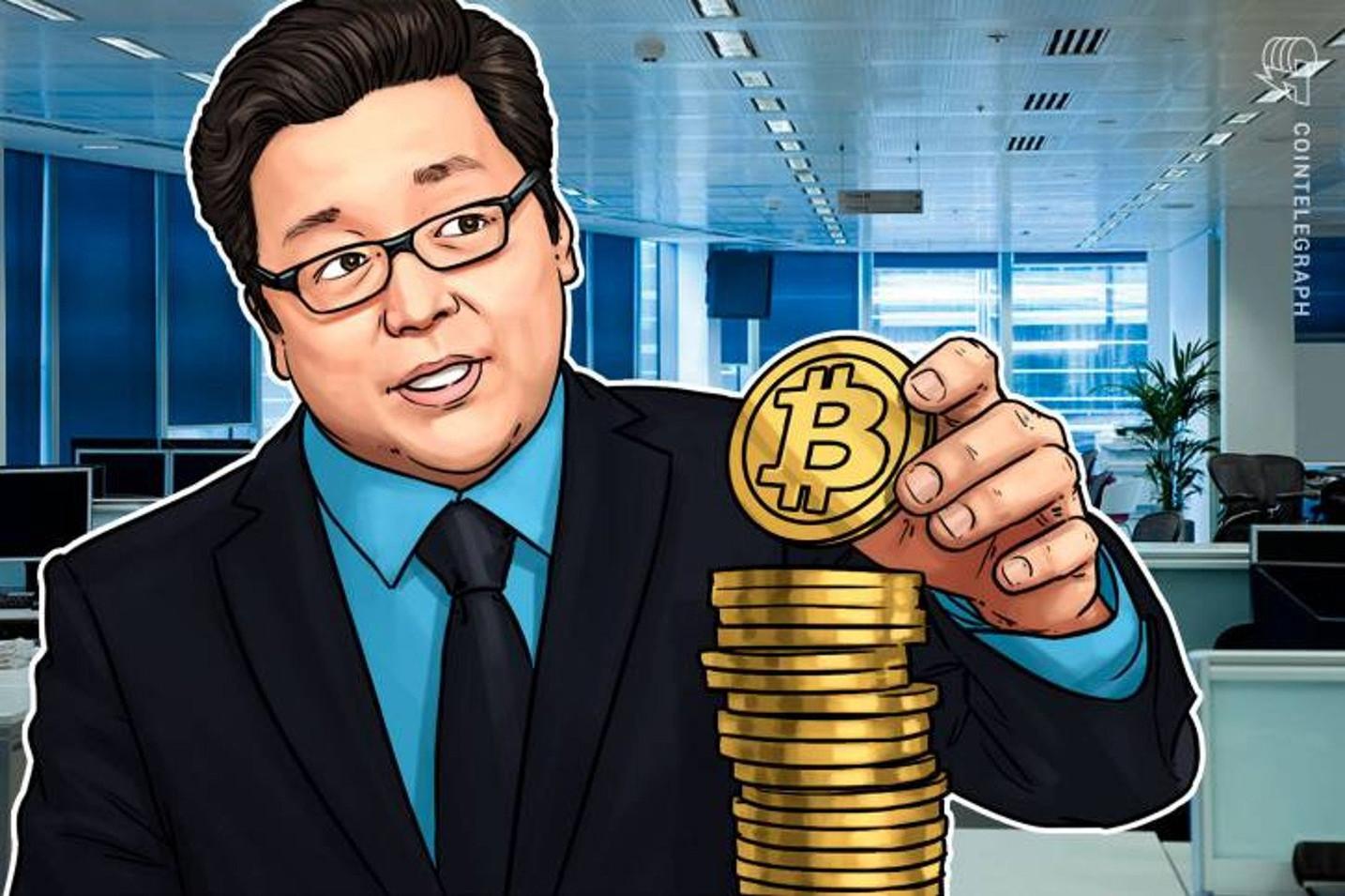 ビットコインの強気相場再突入、トム・リーも確認【仮想通貨相場】