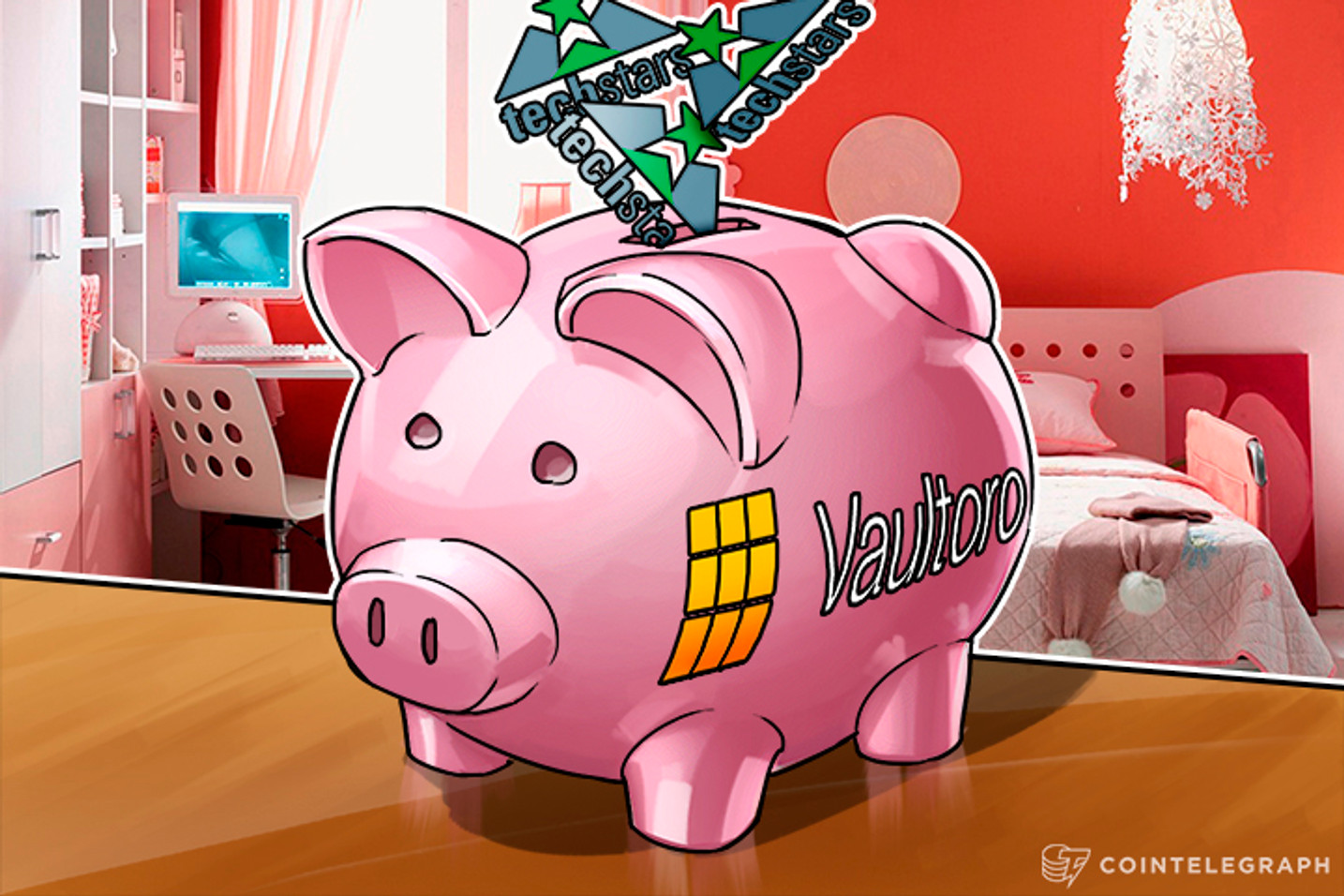 Techstars Berlin Invests in Bitcoin Gold Exchange Vaultoro