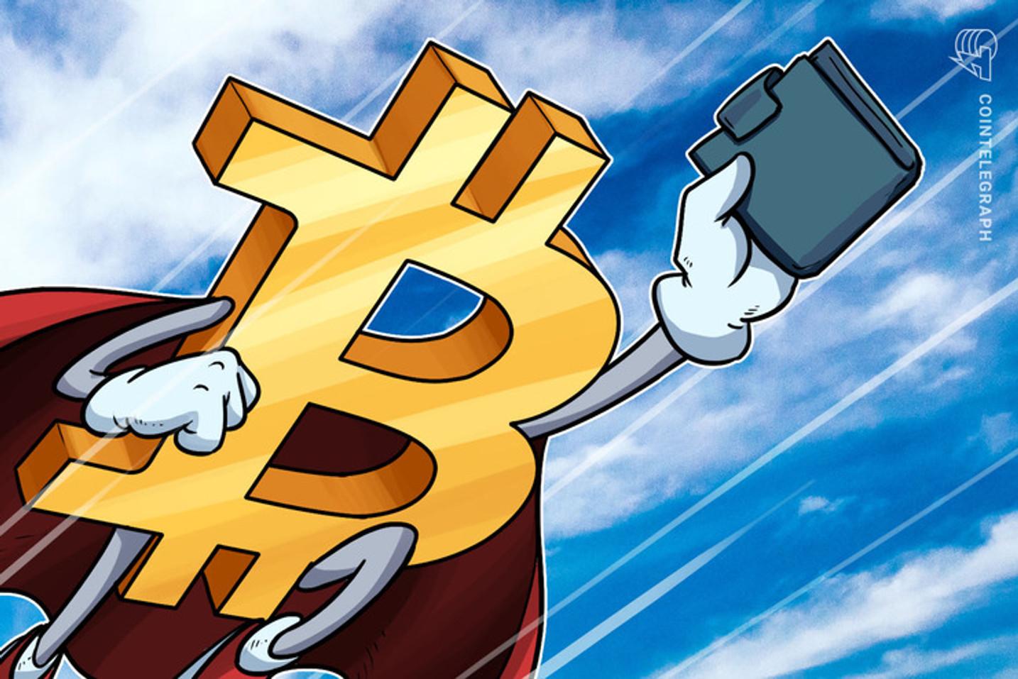 El 7% del volumen semanal de BTC fue movido por las cripto ballenas para manipular el precio de Bitcoin