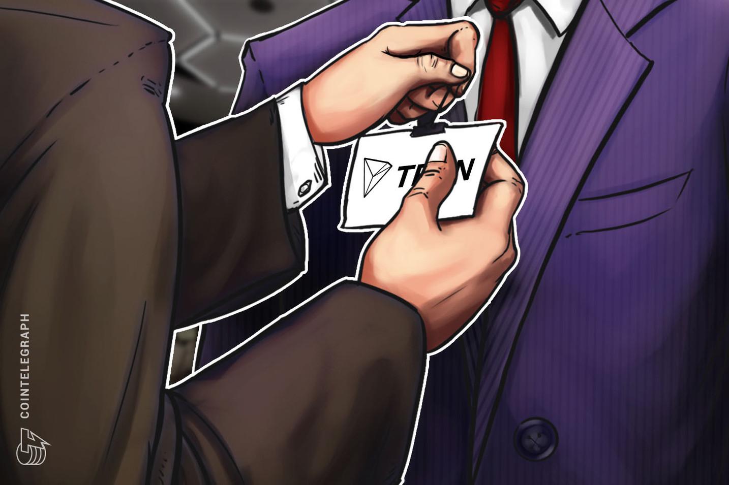 Krypto-Plattform Tron stellt ehemaligen SEC-Anwalt ein