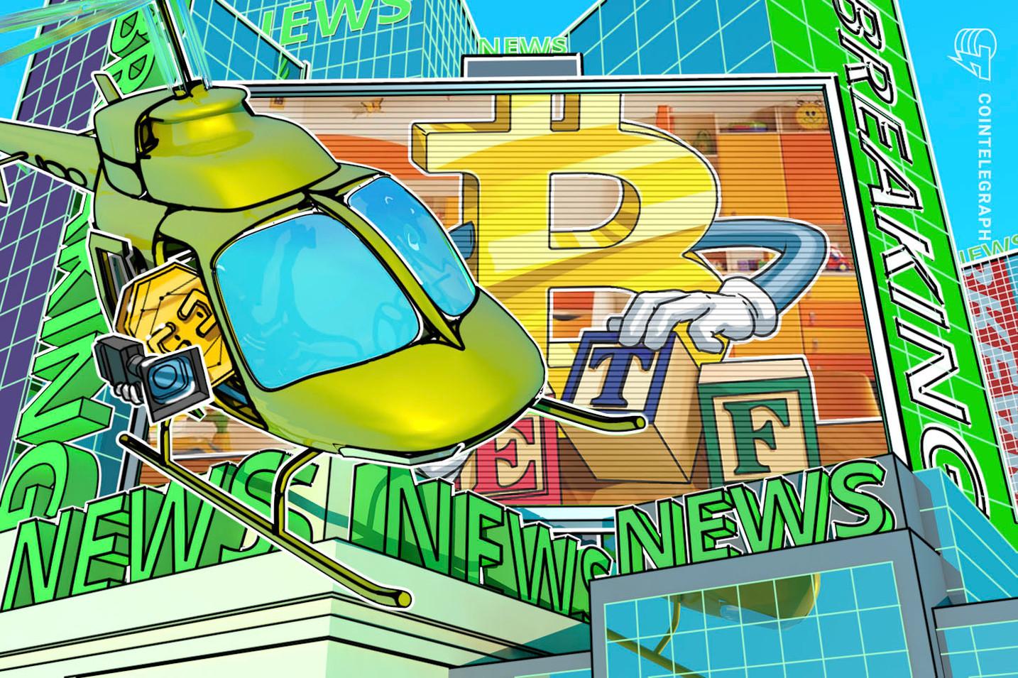 A SEC dos Estados Unidos adiou a decisão de aprovar três propostas de ETFs de Bitcoin