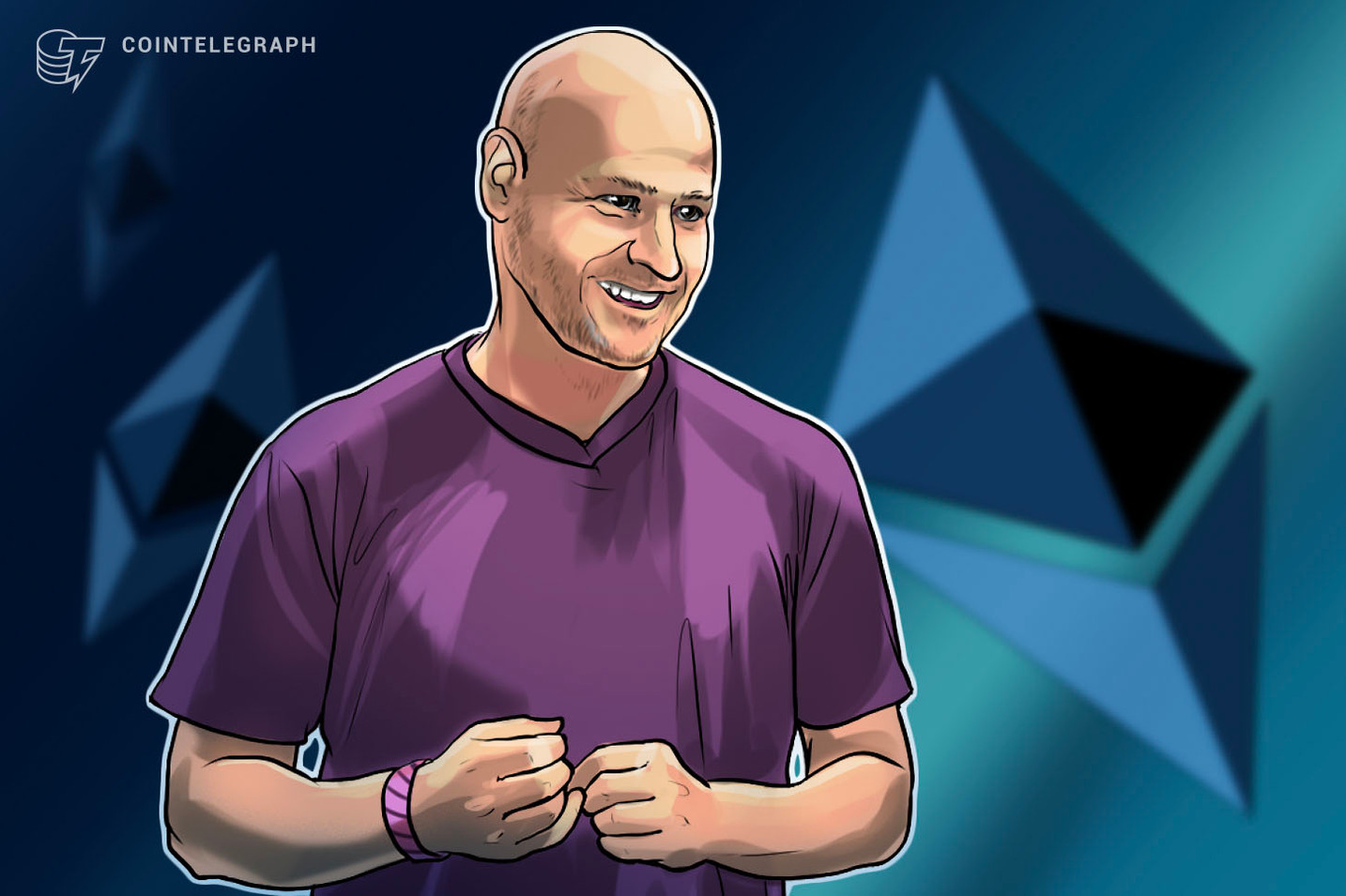 Ethereum's Joe Lubin: Blockchain Will 'Take a Little Longer' to Develop Than the Web