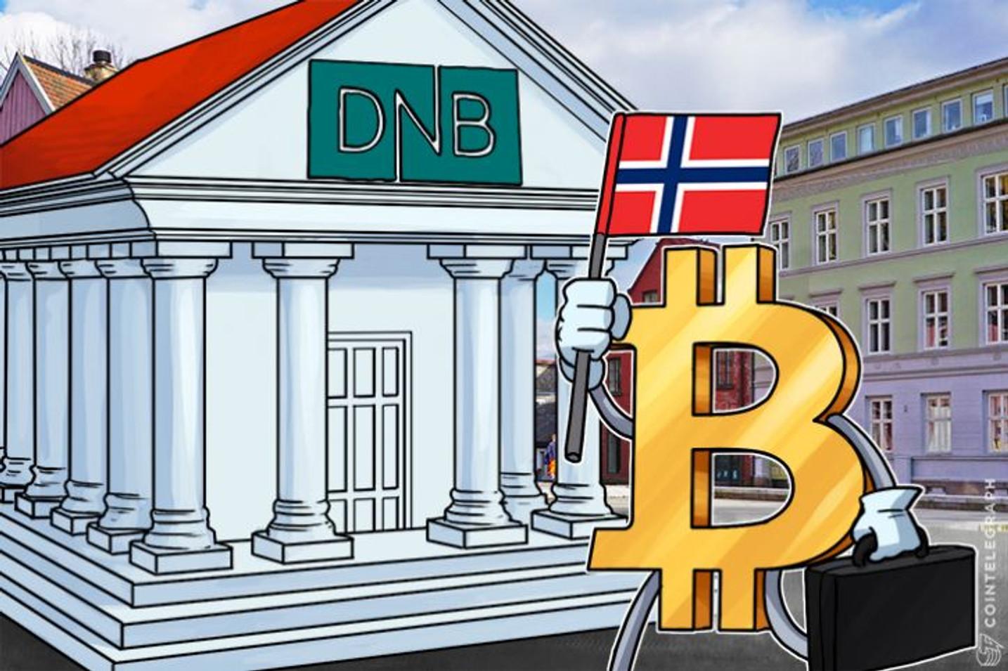 Najveća norveška banka pojednostavljuje kupovinu i upotrebu Bitkoina