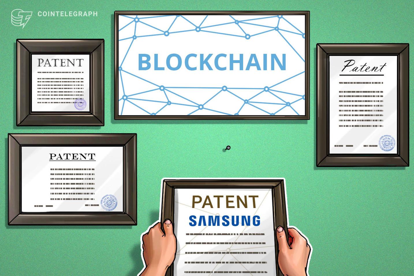 Samsung Programlanabilir Blockchain Katı Hal Sürücüsü için Patent Başvurusu Yaptı