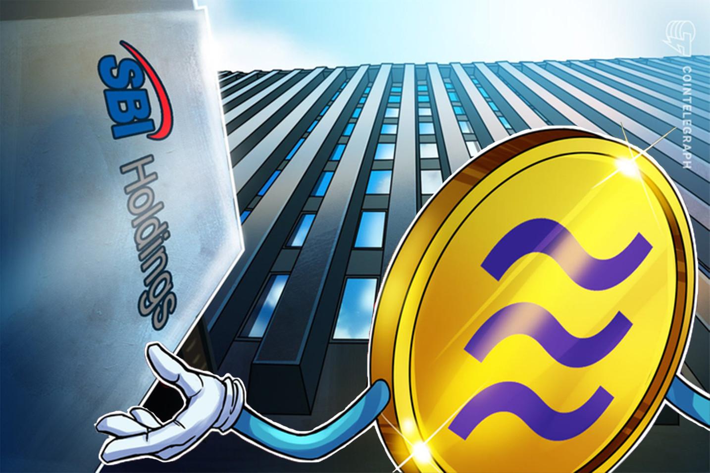 SBI北尾CEO、フェイスブックの仮想通貨リブラへの参加について「話は来ている」